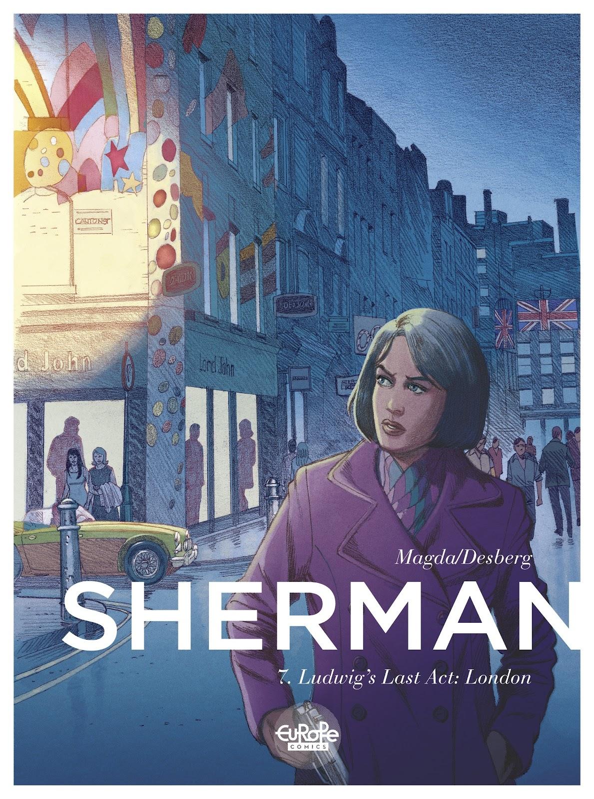 Read online Sherman comic -  Issue #7 - 1