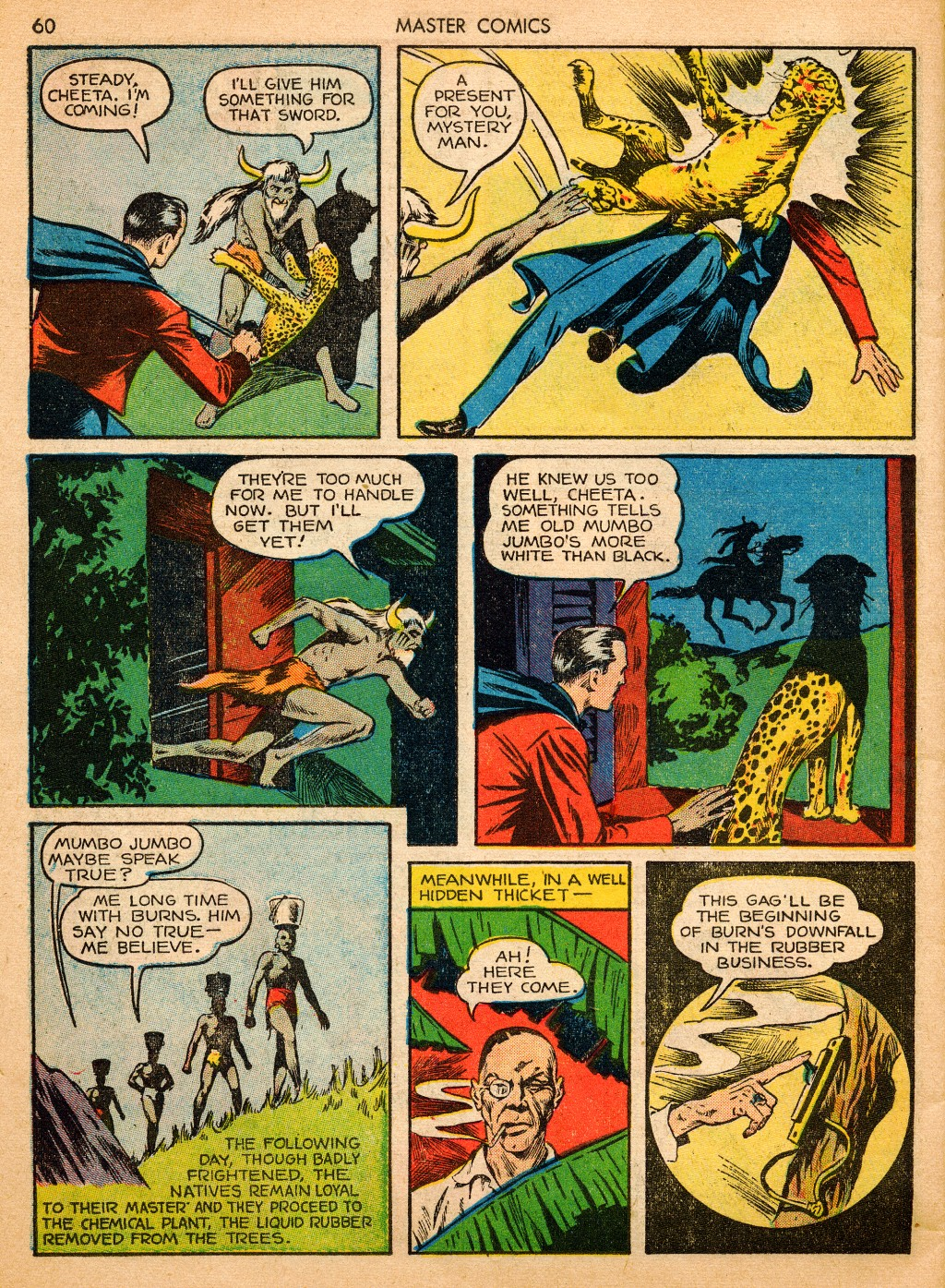 Master Comics issue 16 - Page 62
