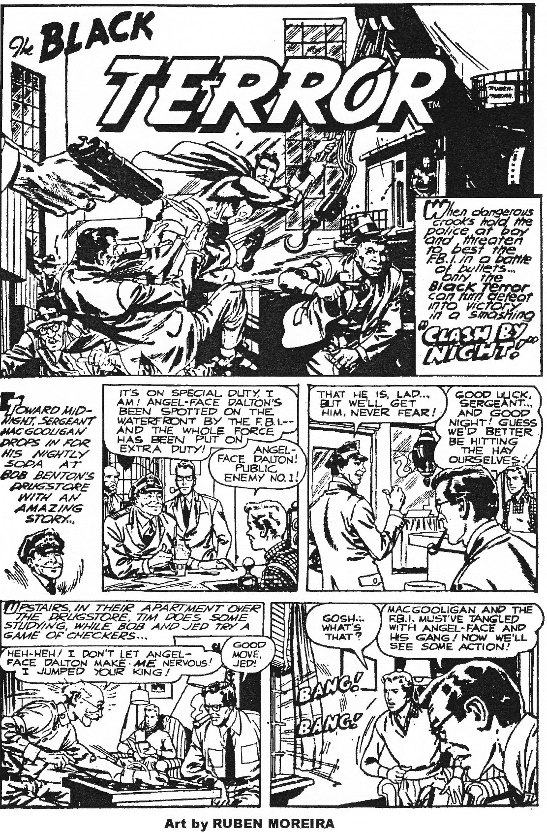 Read online Men of Mystery Comics comic -  Issue #84 - 29