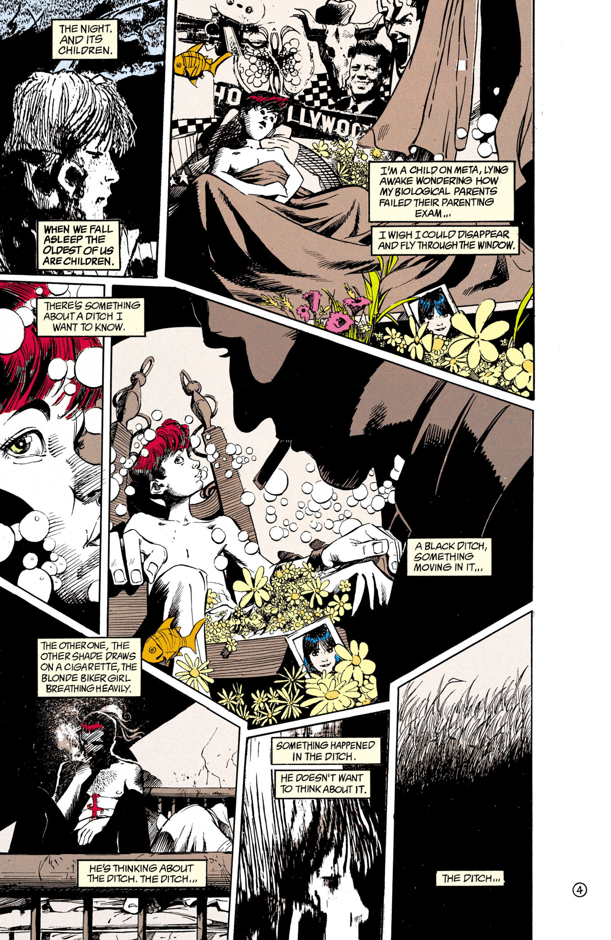 Read online Shade, the Changing Man comic -  Issue #21 - 5