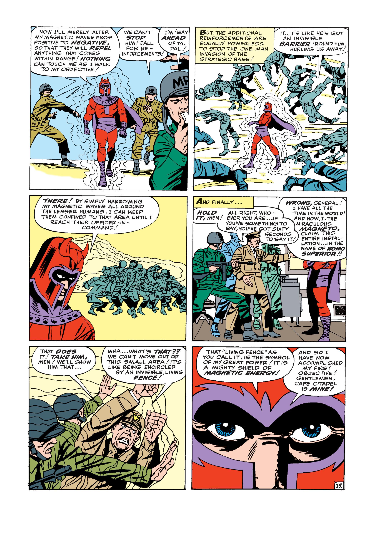 Uncanny X-Men (1963) -1 Page 15
