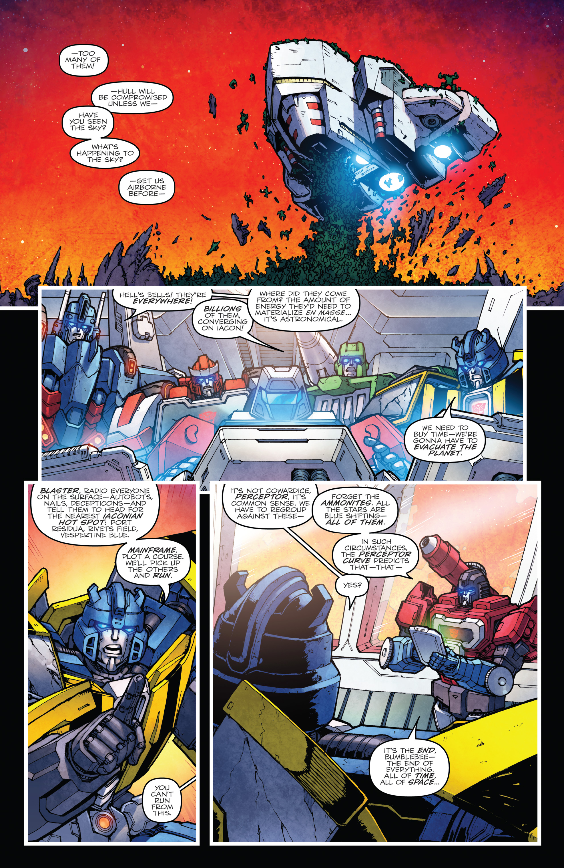 Read online The Transformers: Dark Cybertron Finale comic -  Issue # Full - 105