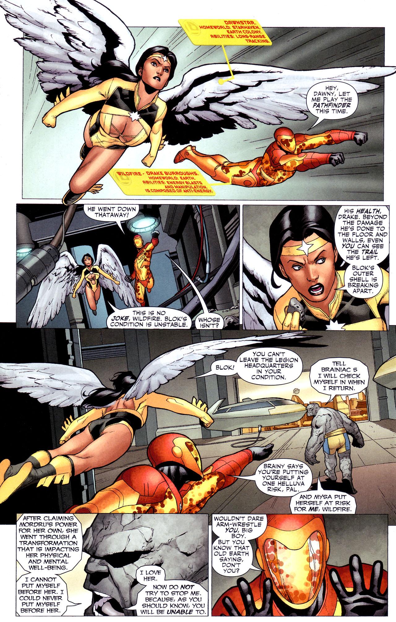 Read online Adventure Comics (2009) comic -  Issue #4 - 24