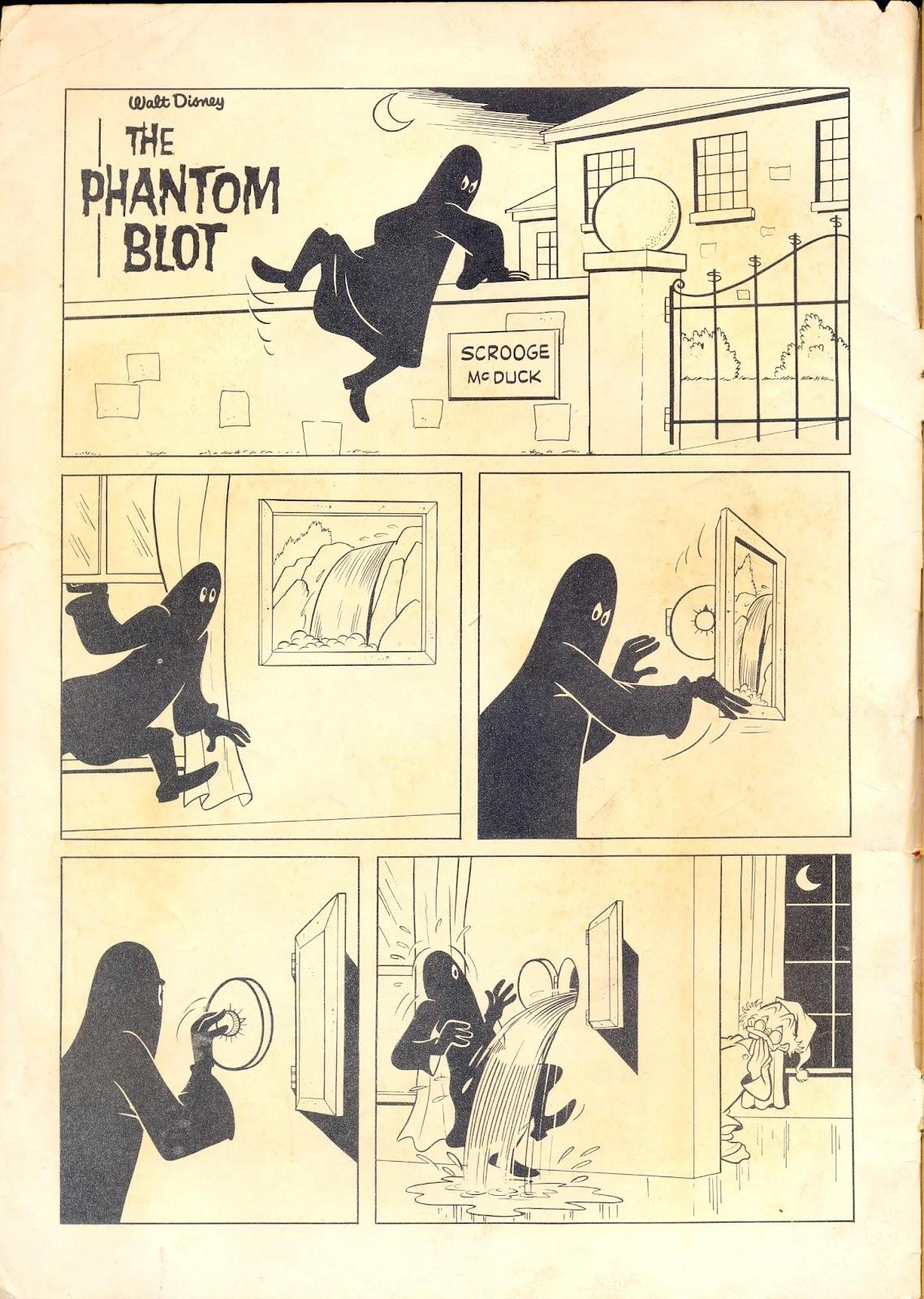 Walt Disneys The Phantom Blot 7 Page 2