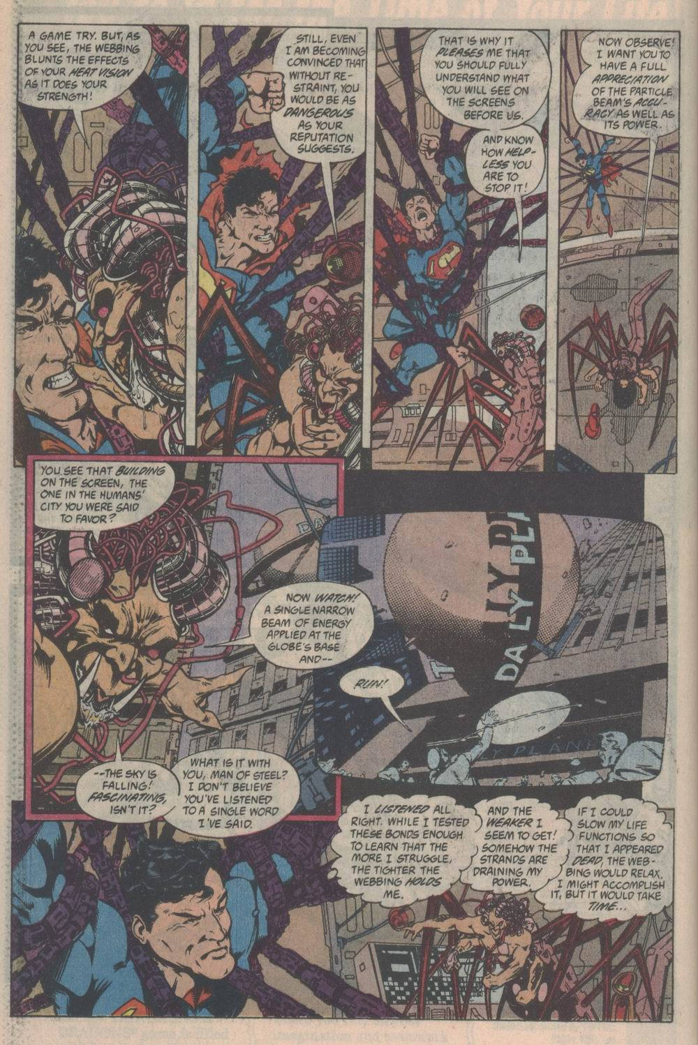 Adventures of Superman (1987) issue _Annual_3 - Page 49