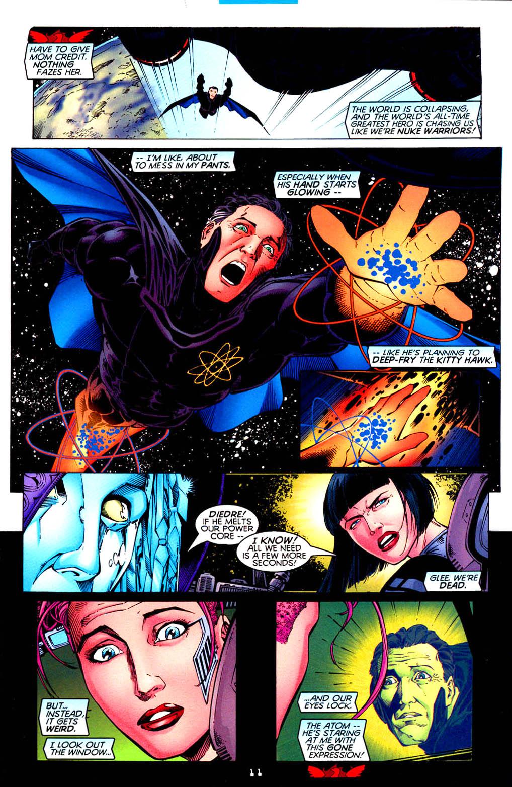 Read online Tangent Comics/ Doom Patrol comic -  Issue # Full - 12
