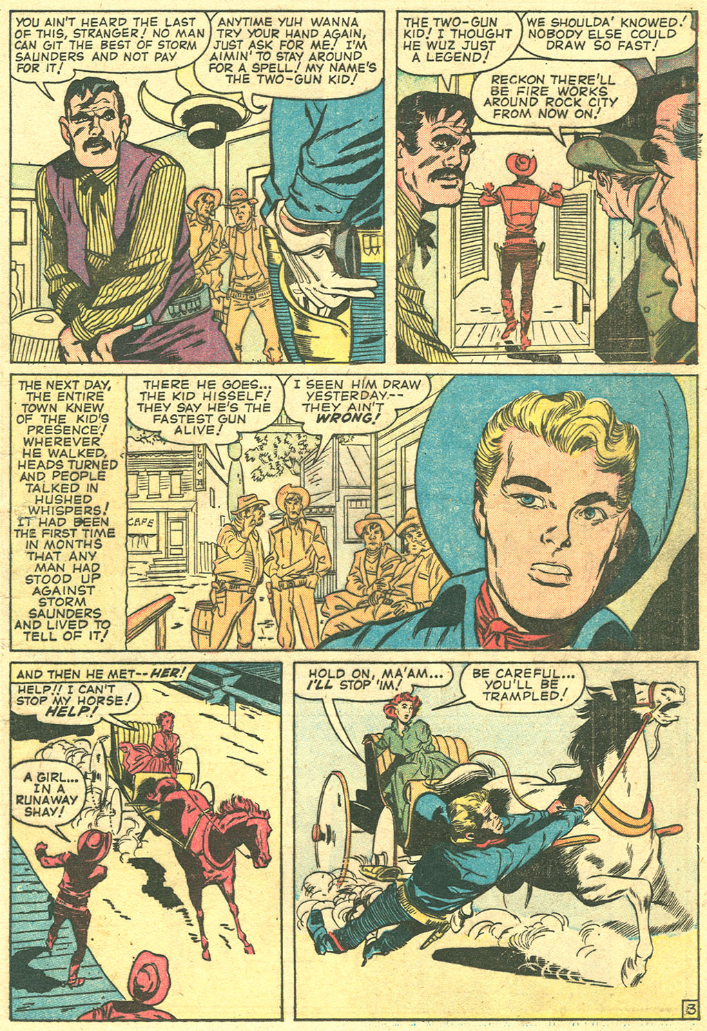 Read online Two-Gun Kid comic -  Issue #47 - 13
