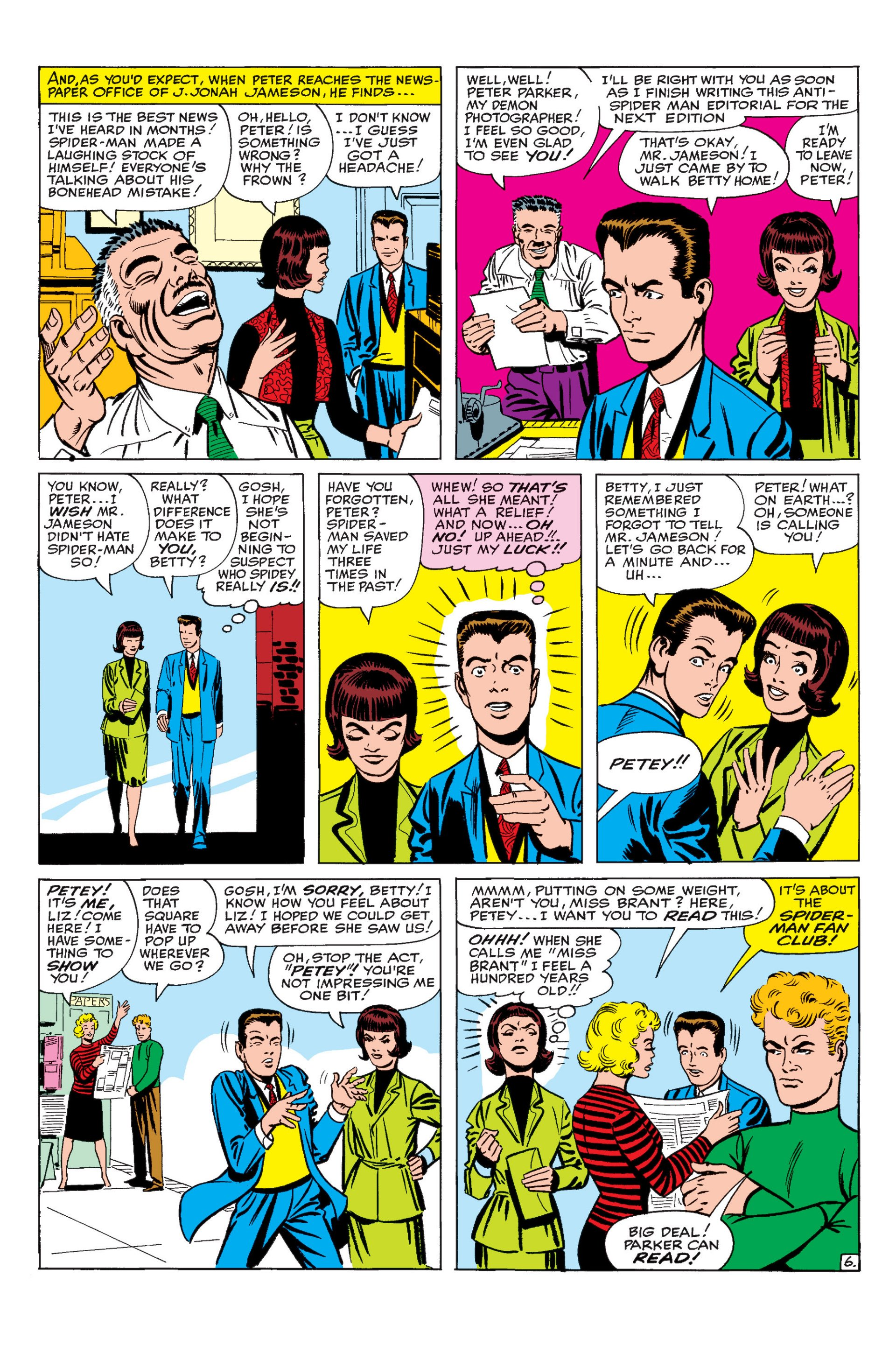 The Amazing Spider-Man (1963) 17 Page 6