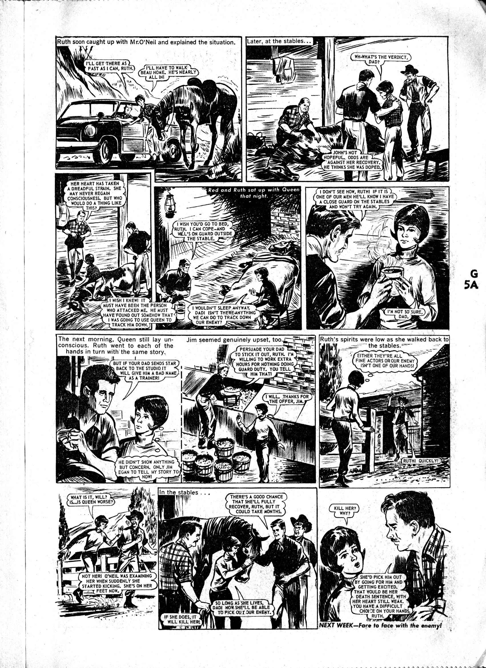 Read online Judy comic -  Issue #391 - 25