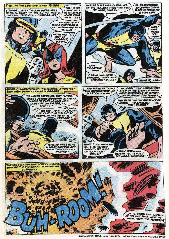 Uncanny X-Men (1963) 86 Page 3