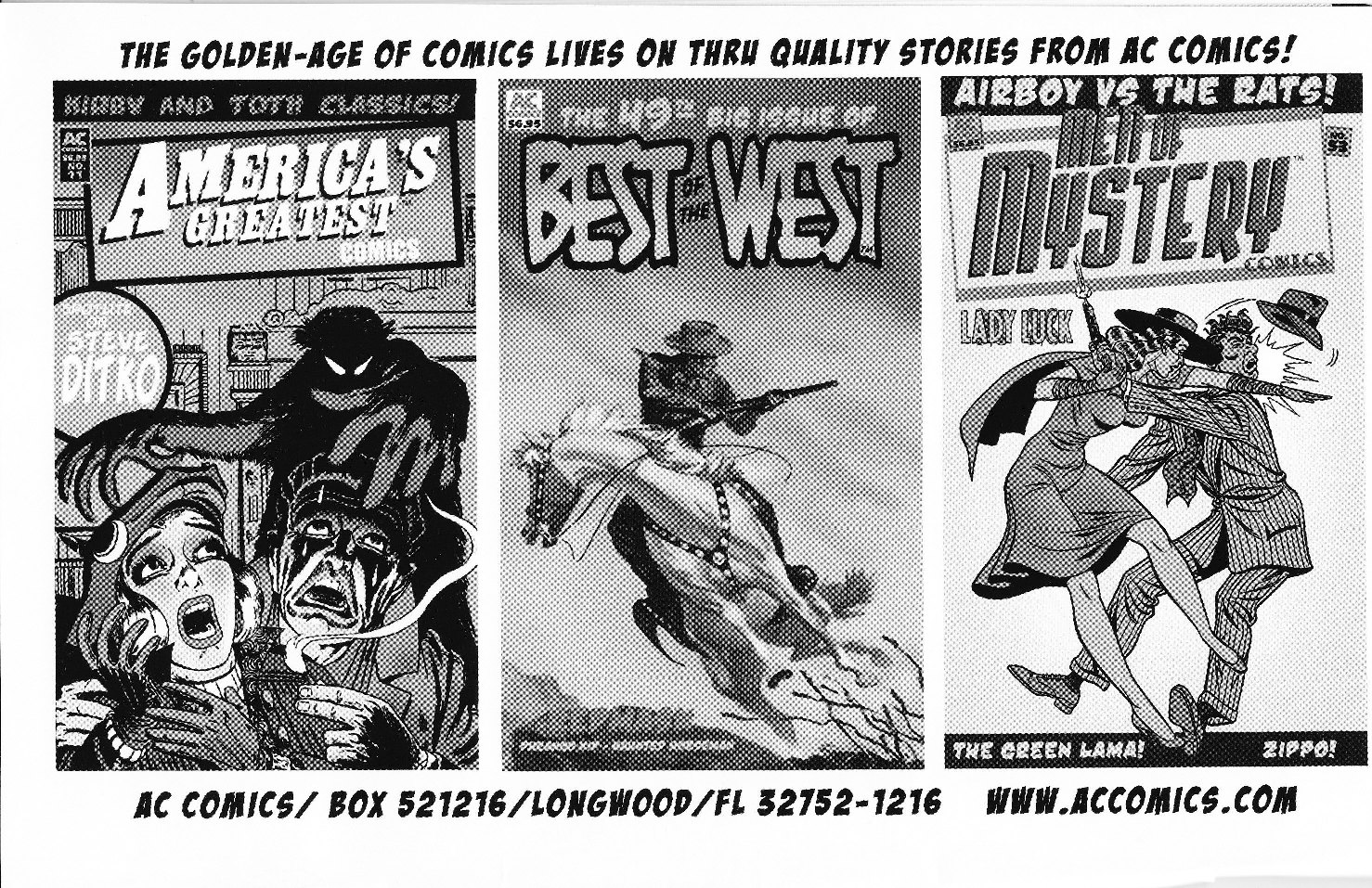 Read online Men of Mystery Comics comic -  Issue #53 - 51