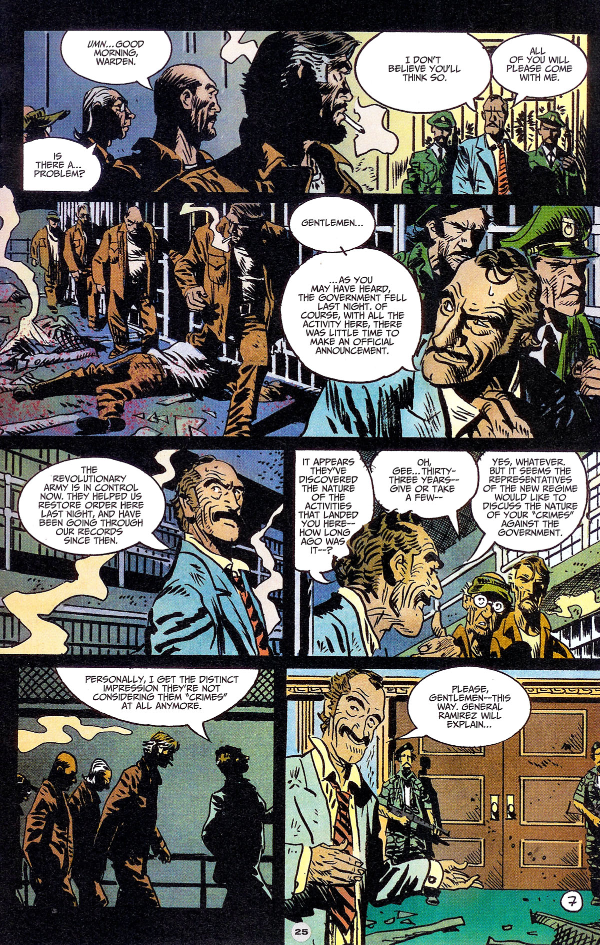 Read online Solo (2004) comic -  Issue #6 - 26