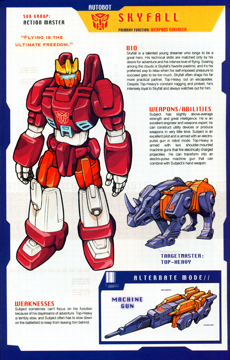 Read online Transformers: More than Meets the Eye comic -  Issue #6 - 15