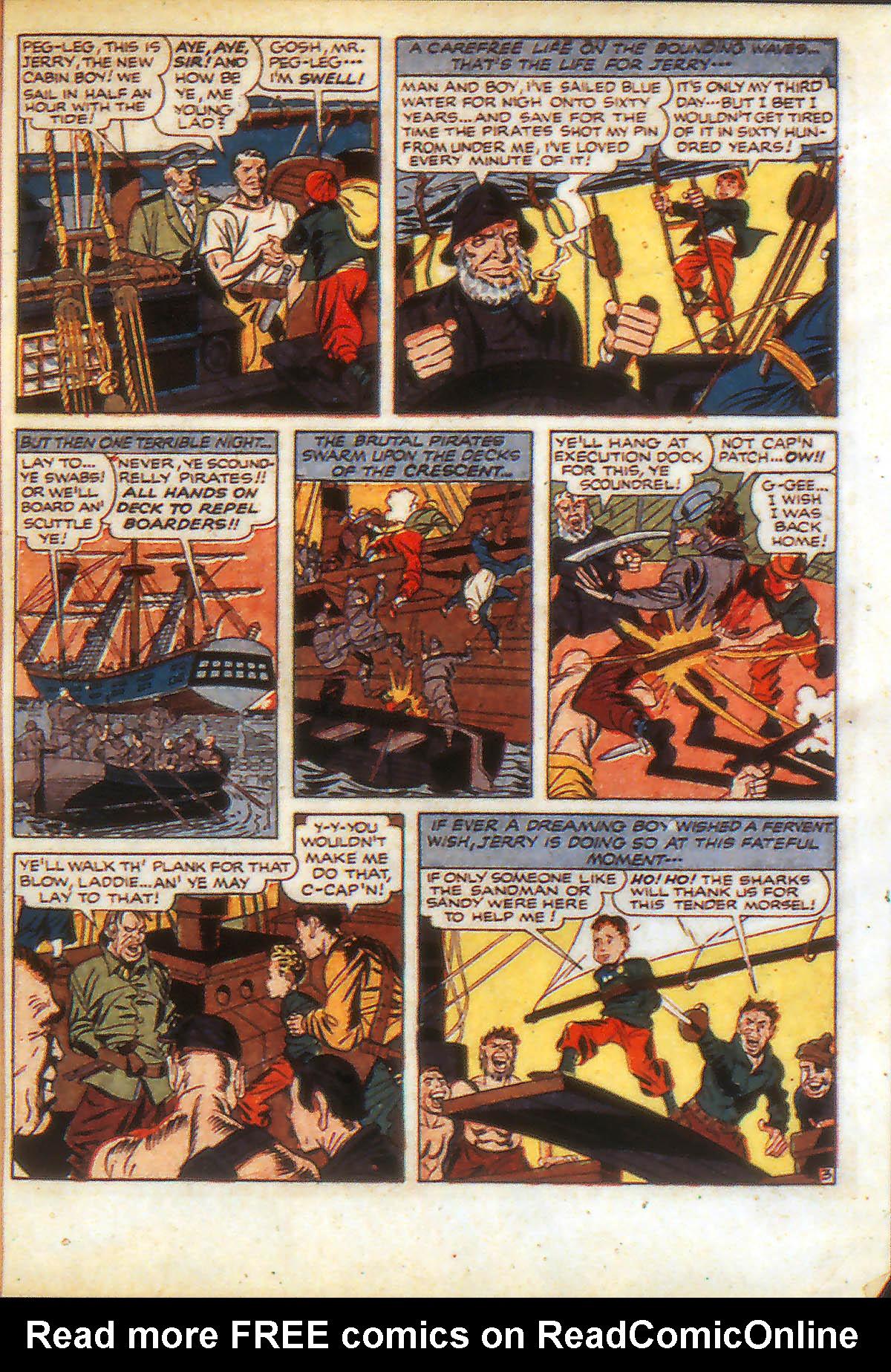Read online Adventure Comics (1938) comic -  Issue #88 - 5