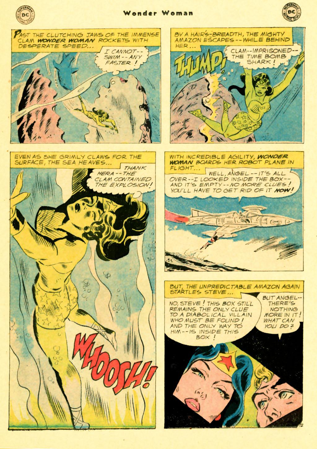 Read online Wonder Woman (1942) comic -  Issue #103 - 29