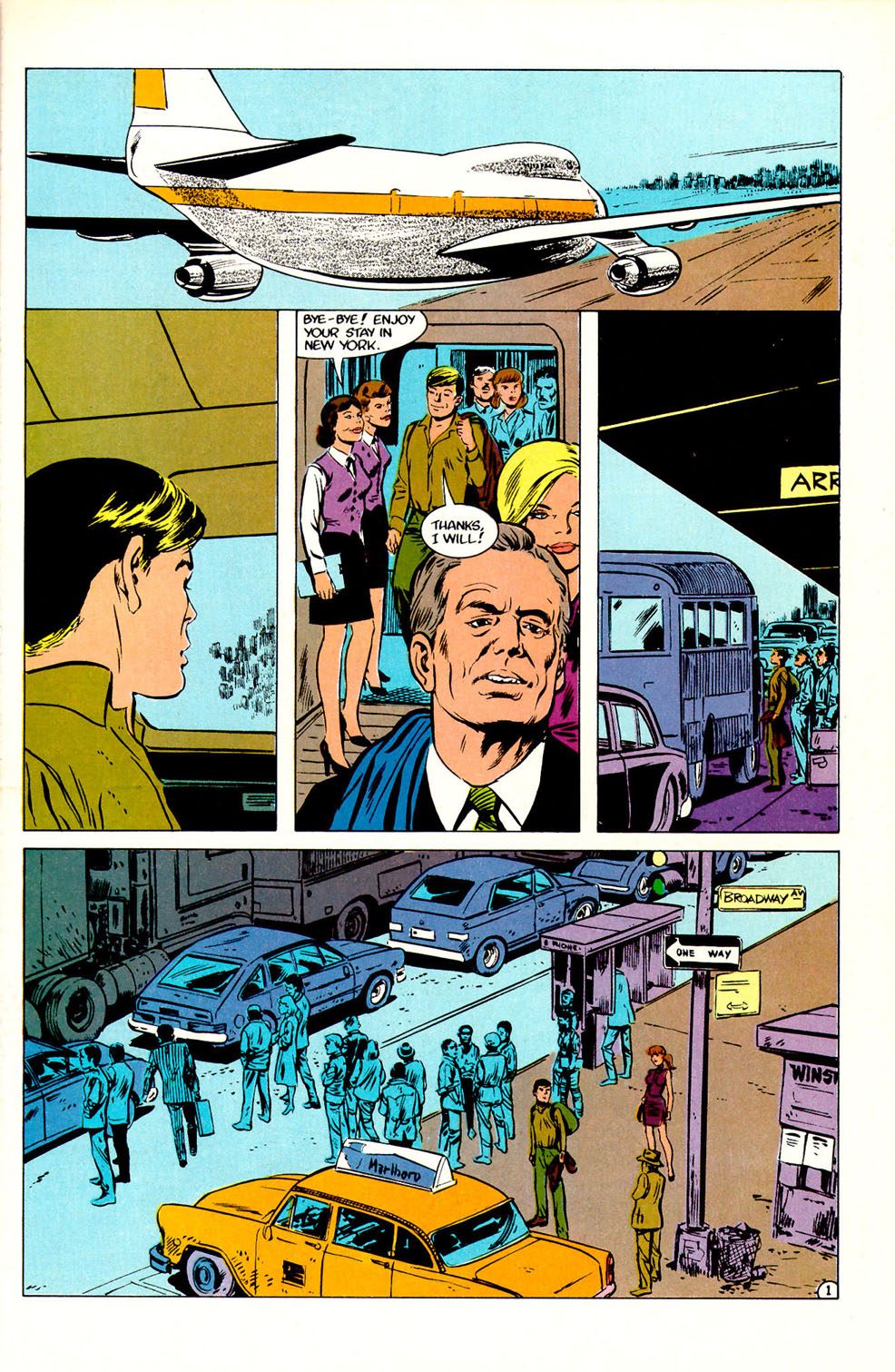 Jon Sable, Freelance issue 51 - Page 3