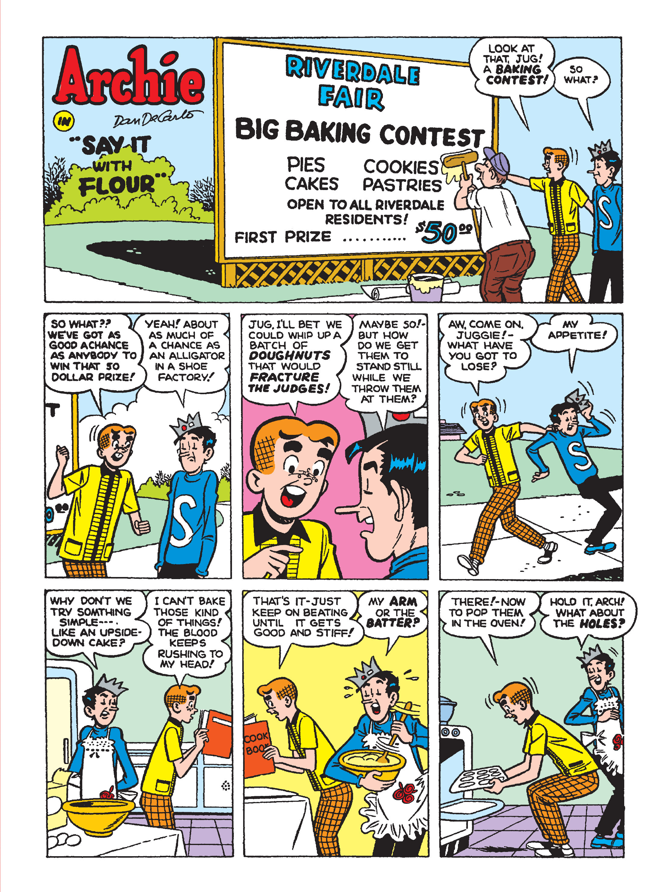 Read online Archie 1000 Page Comics Blowout! comic -  Issue # TPB (Part 3) - 34
