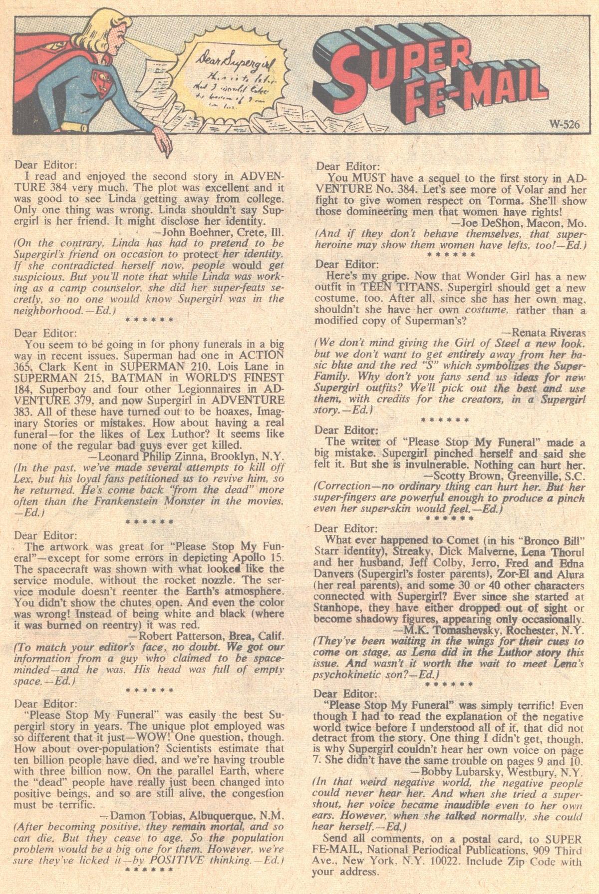 Read online Adventure Comics (1938) comic -  Issue #388 - 19