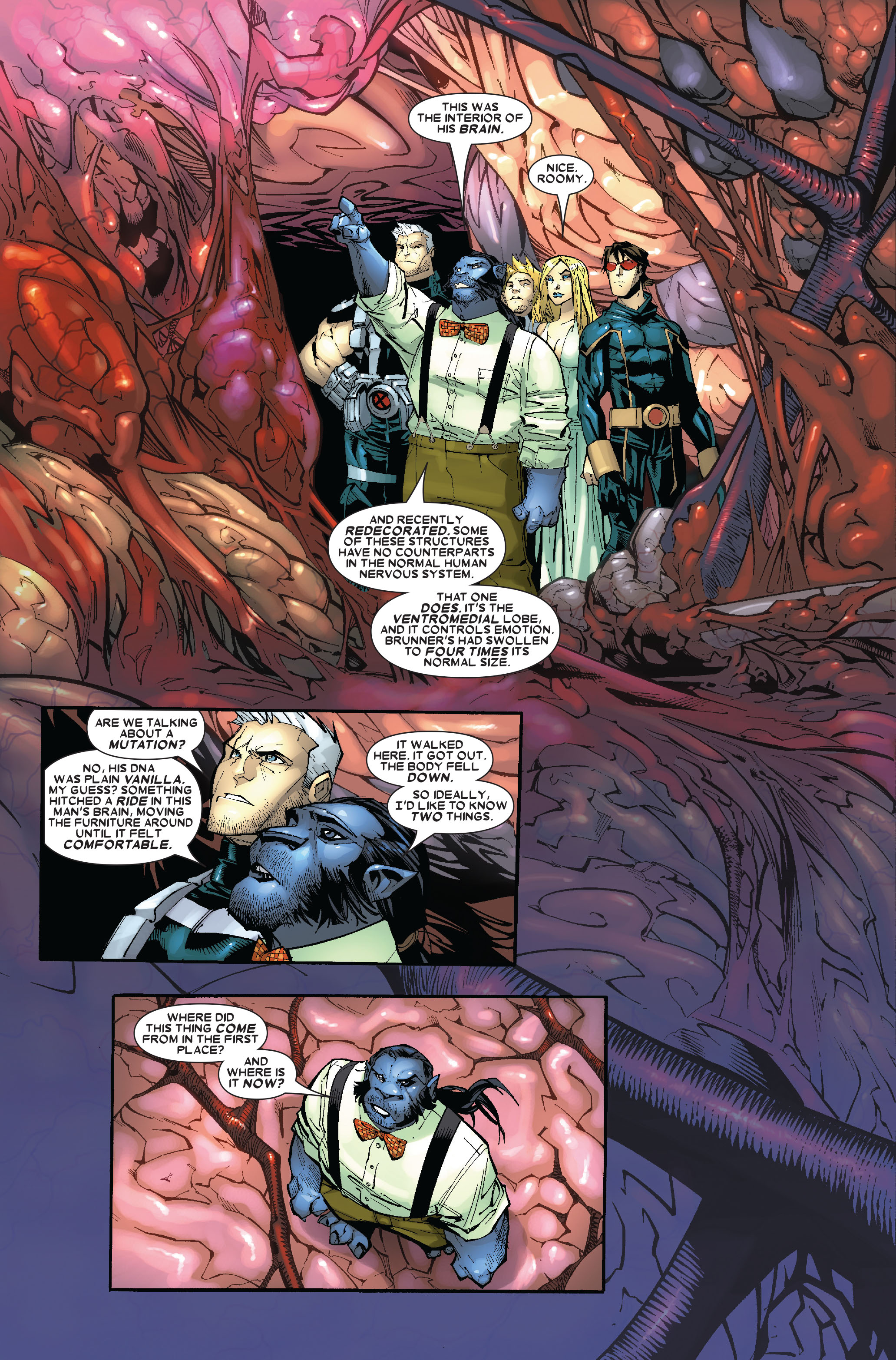 X-Men (1991) 194 Page 12