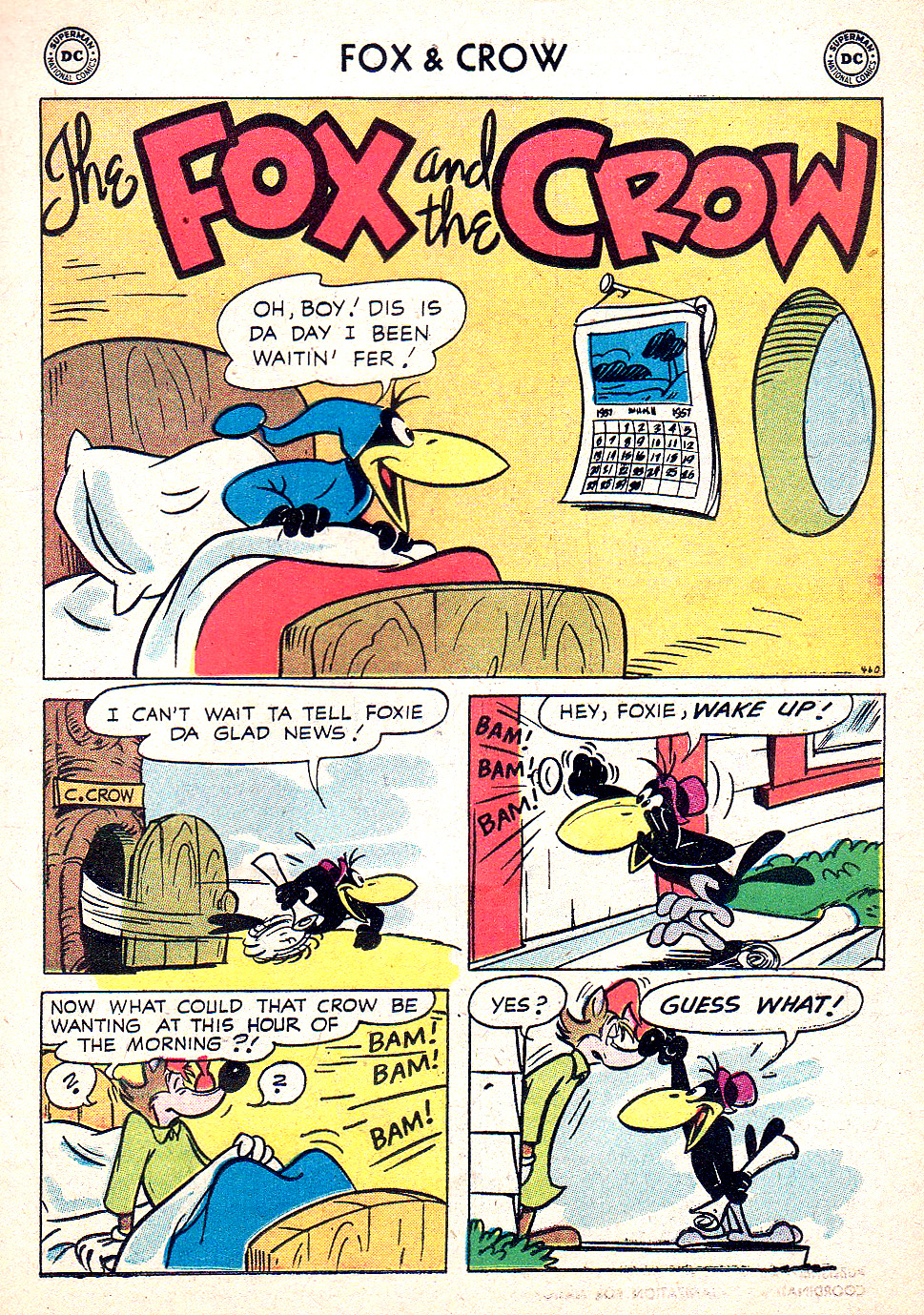 The Fox and the Crow issue 41 - Page 11