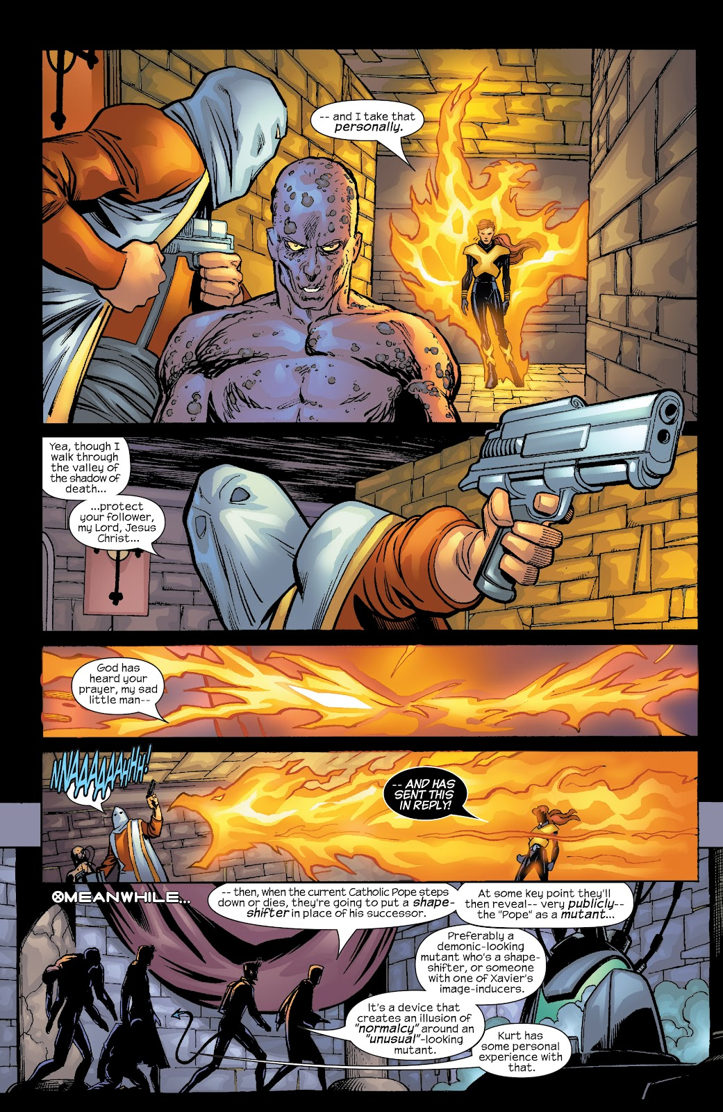 Read online X-Men: Unstoppable comic -  Issue # TPB (Part 4) - 110