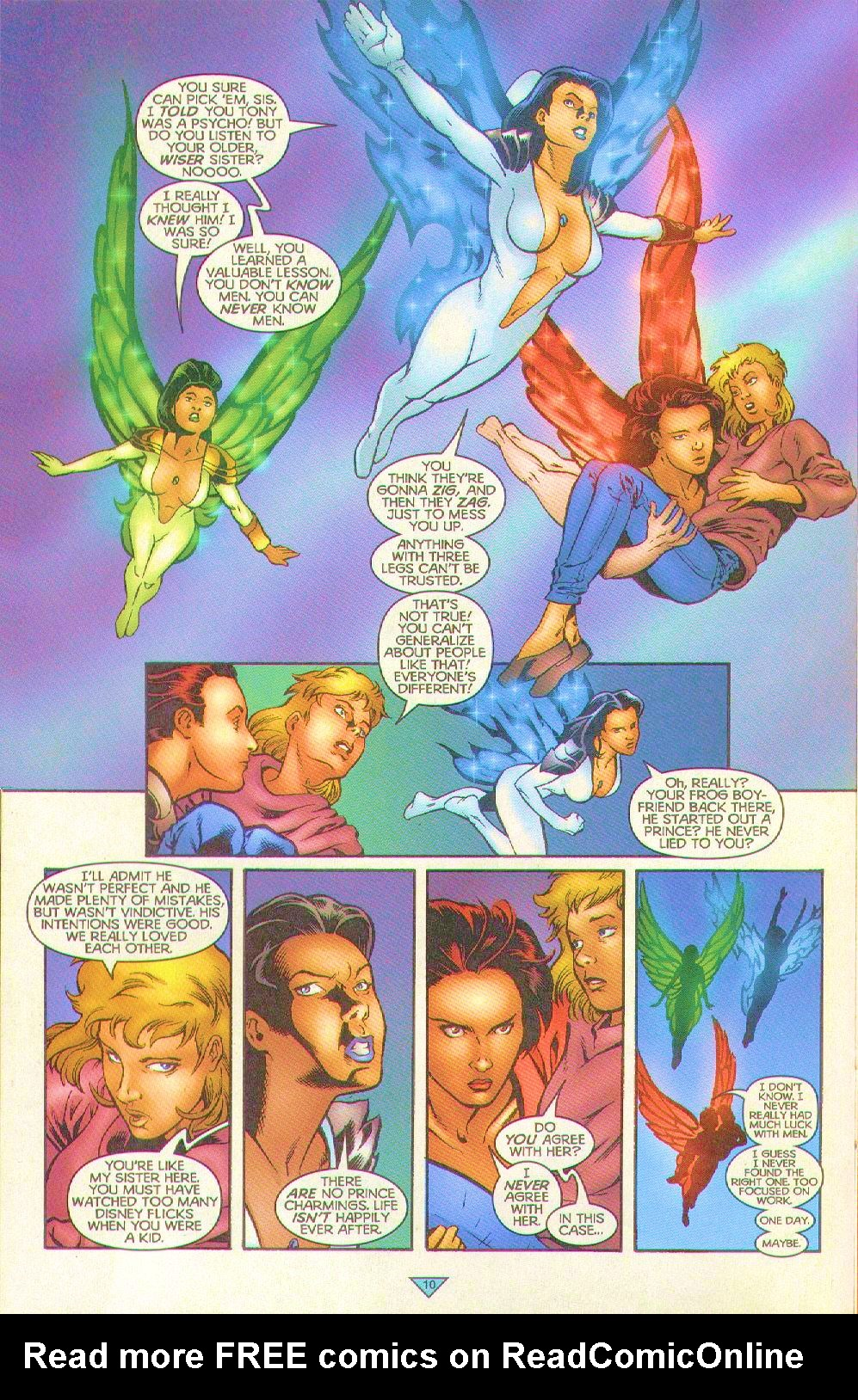 Read online Trinity Angels comic -  Issue #7 - 11