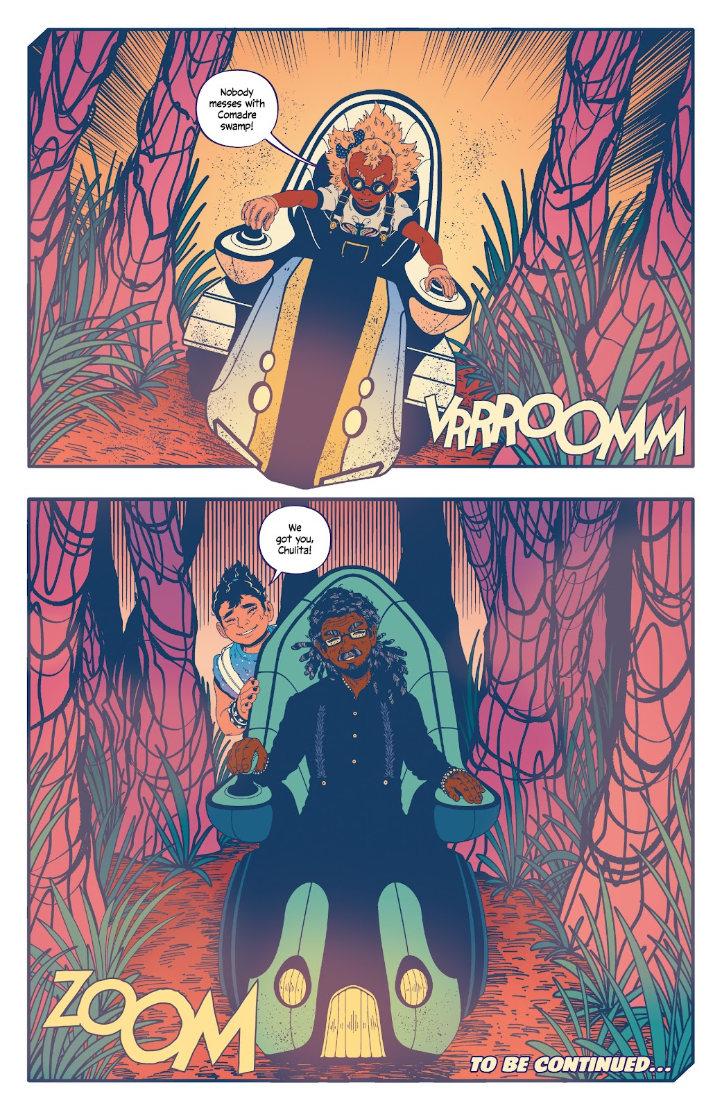 Read online b.b. free comic -  Issue #2 - 22
