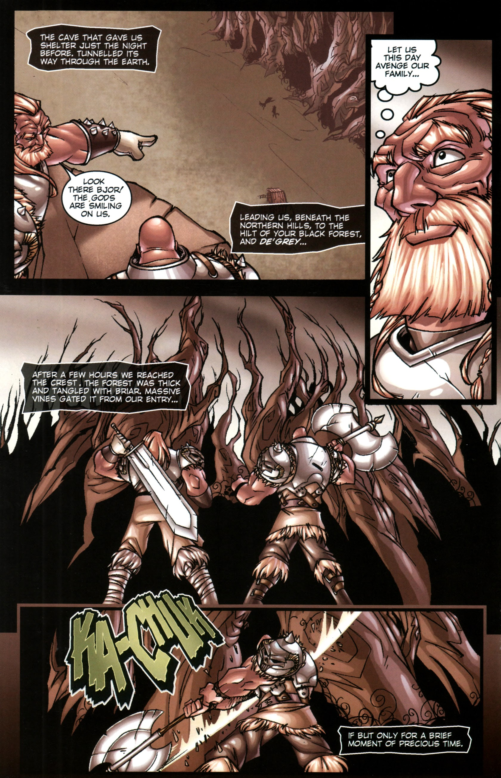 Read online Abiding Perdition comic -  Issue #2 - 9