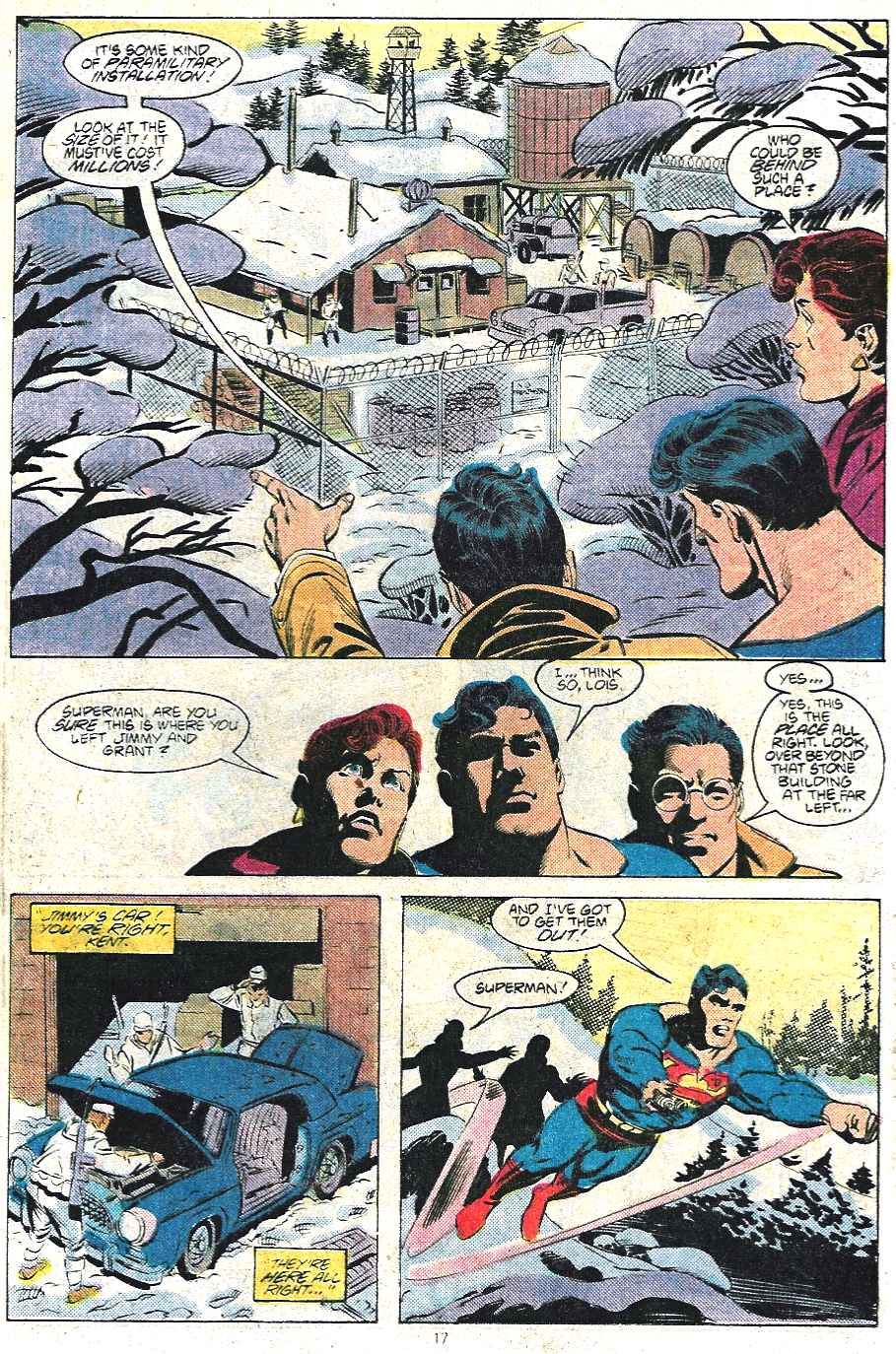 Read online Adventures of Superman (1987) comic -  Issue #439 - 18