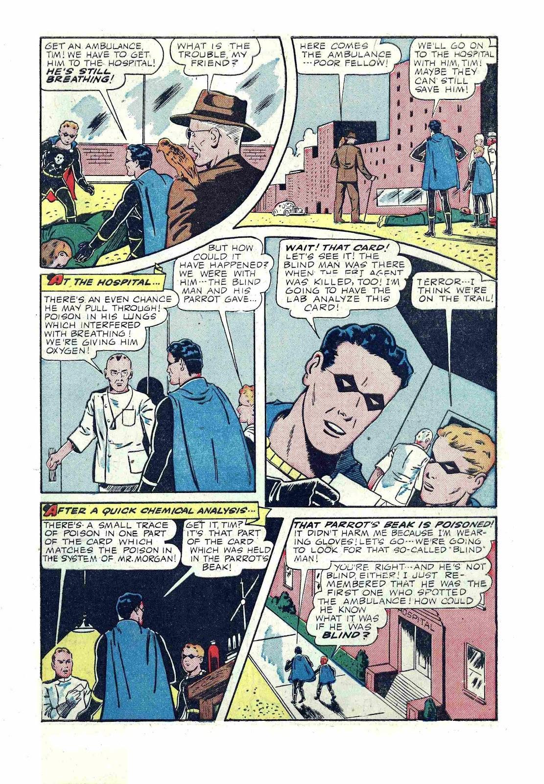 Read online America's Best Comics comic -  Issue #13 - 7