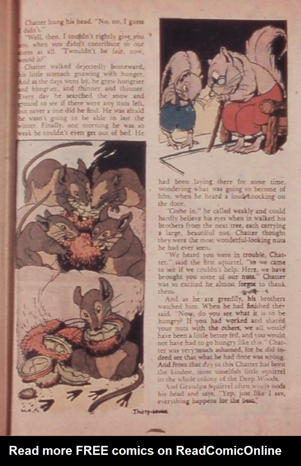 Read online Animal Comics comic -  Issue #6 - 39