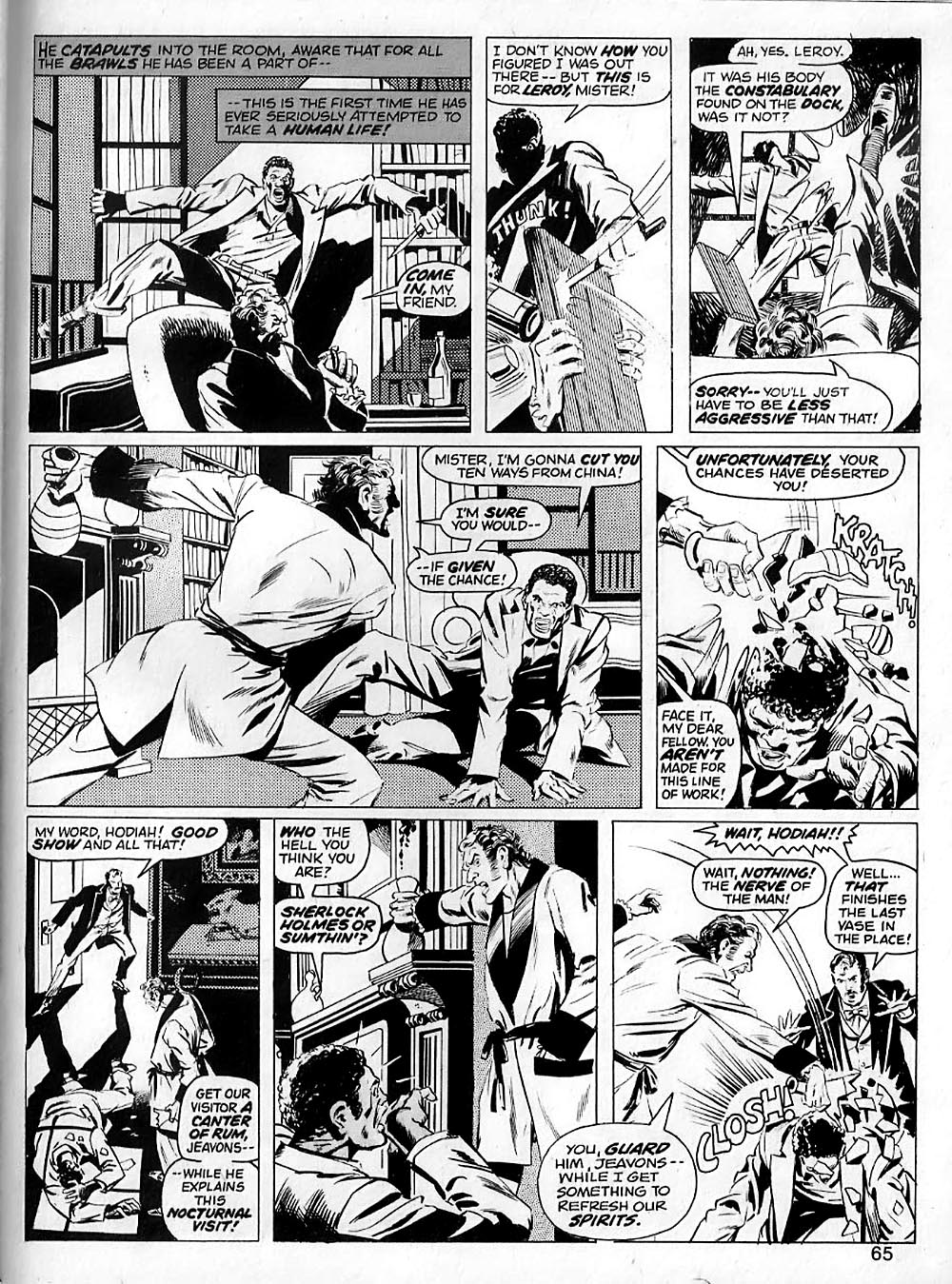 Vampire Tales issue 2 - Page 66