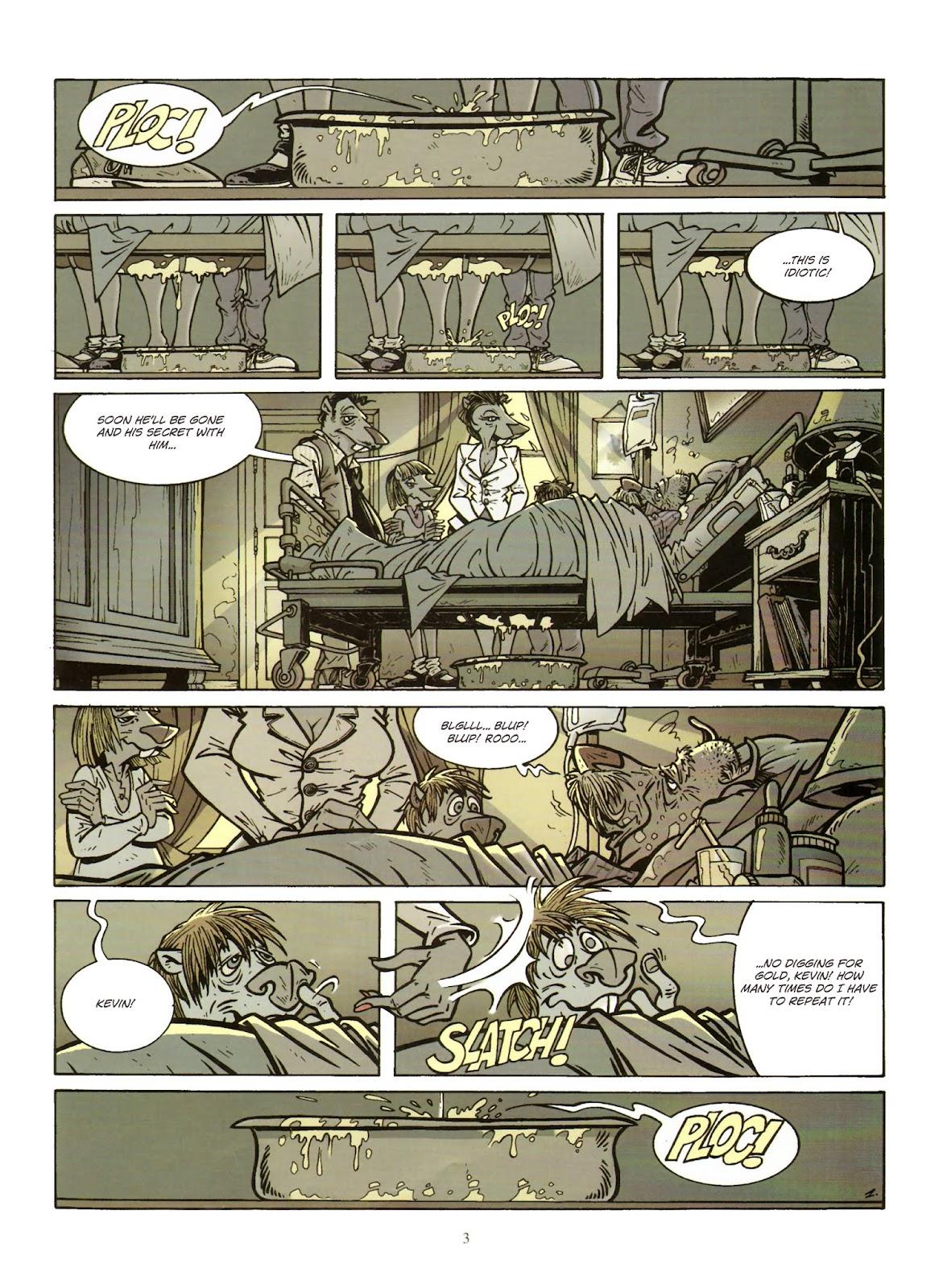 Une enquête de l'inspecteur Canardo issue 11 - Page 4