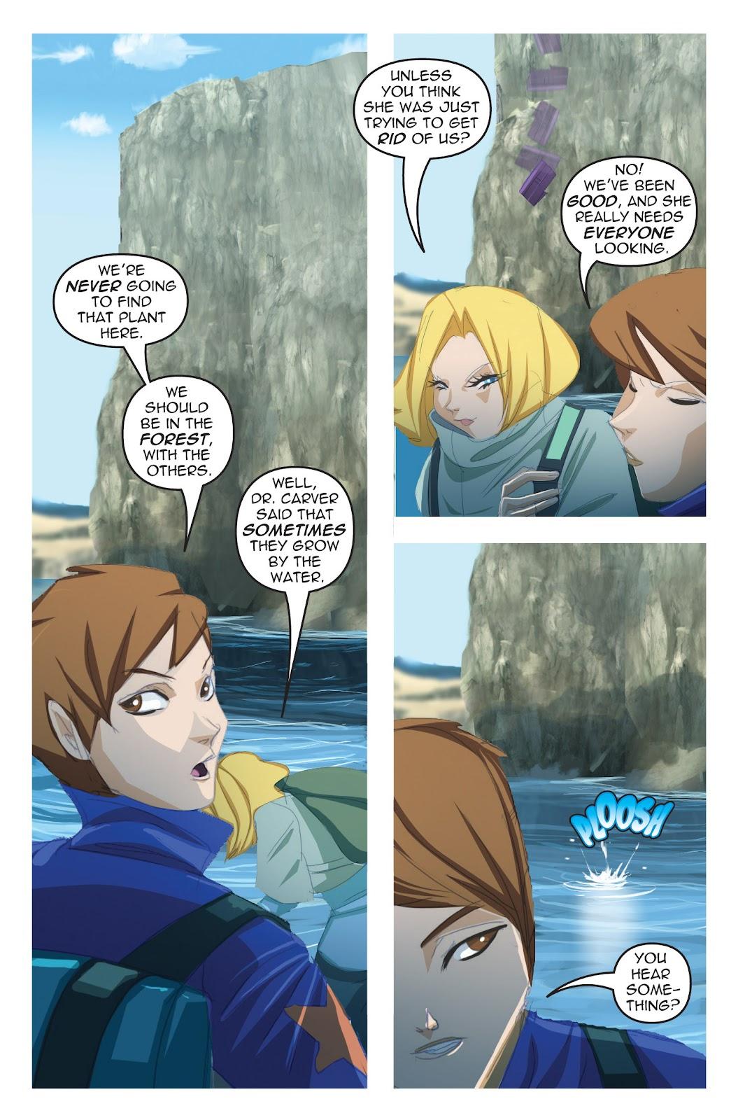 Read online Nancy Drew comic -  Issue #19 - 38