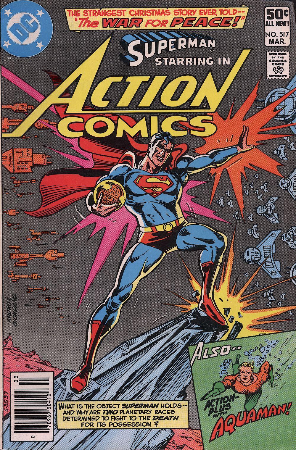 Action Comics (1938) 517 Page 1