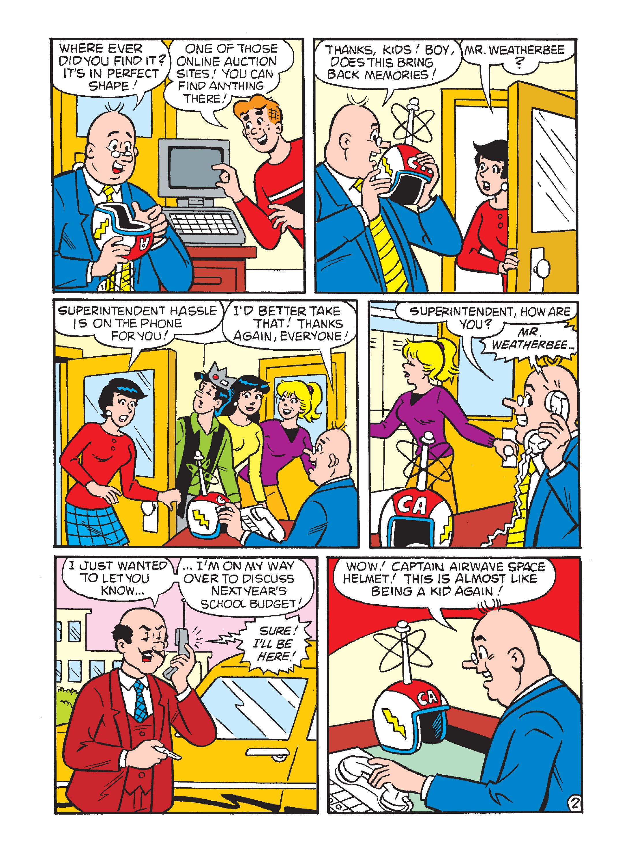 Read online Archie 1000 Page Comics Bonanza comic -  Issue #1 (Part 2) - 9