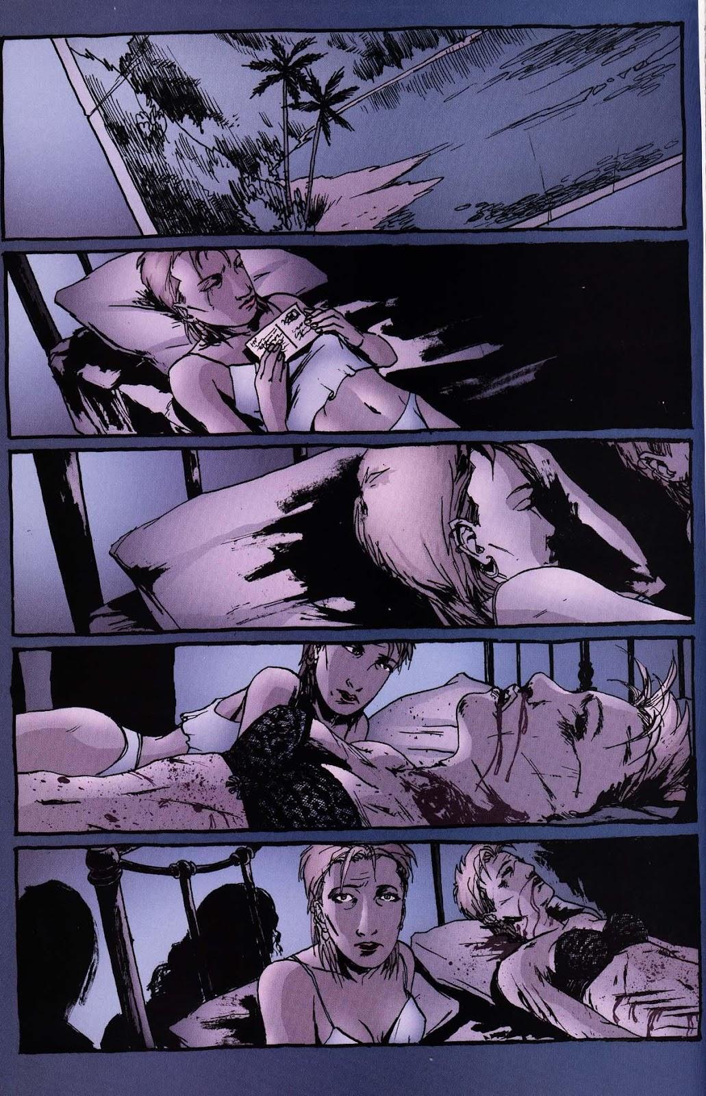 Read online Vampire the Masquerade comic -  Issue # Ventrue - 32