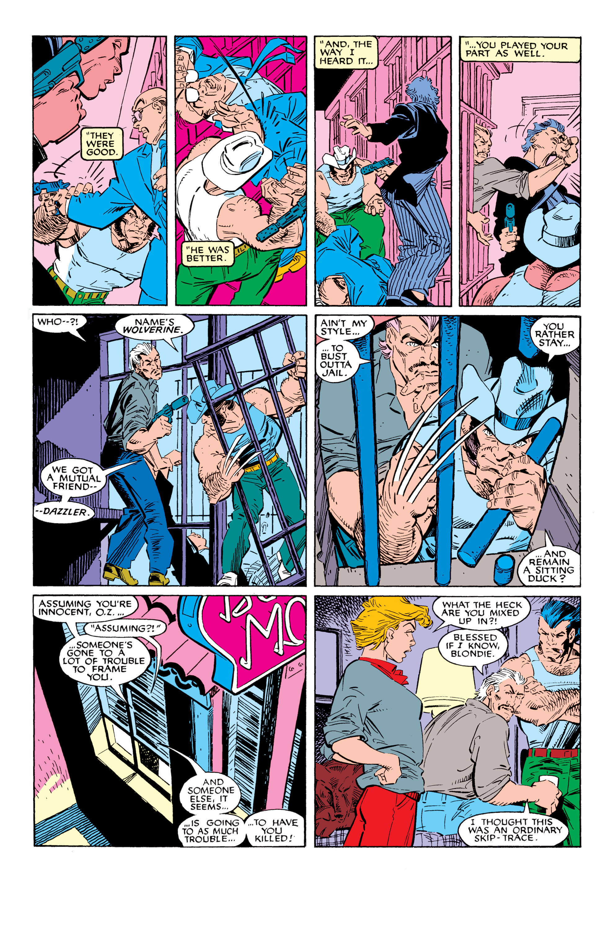Read online Uncanny X-Men (1963) comic -  Issue #228 - 14