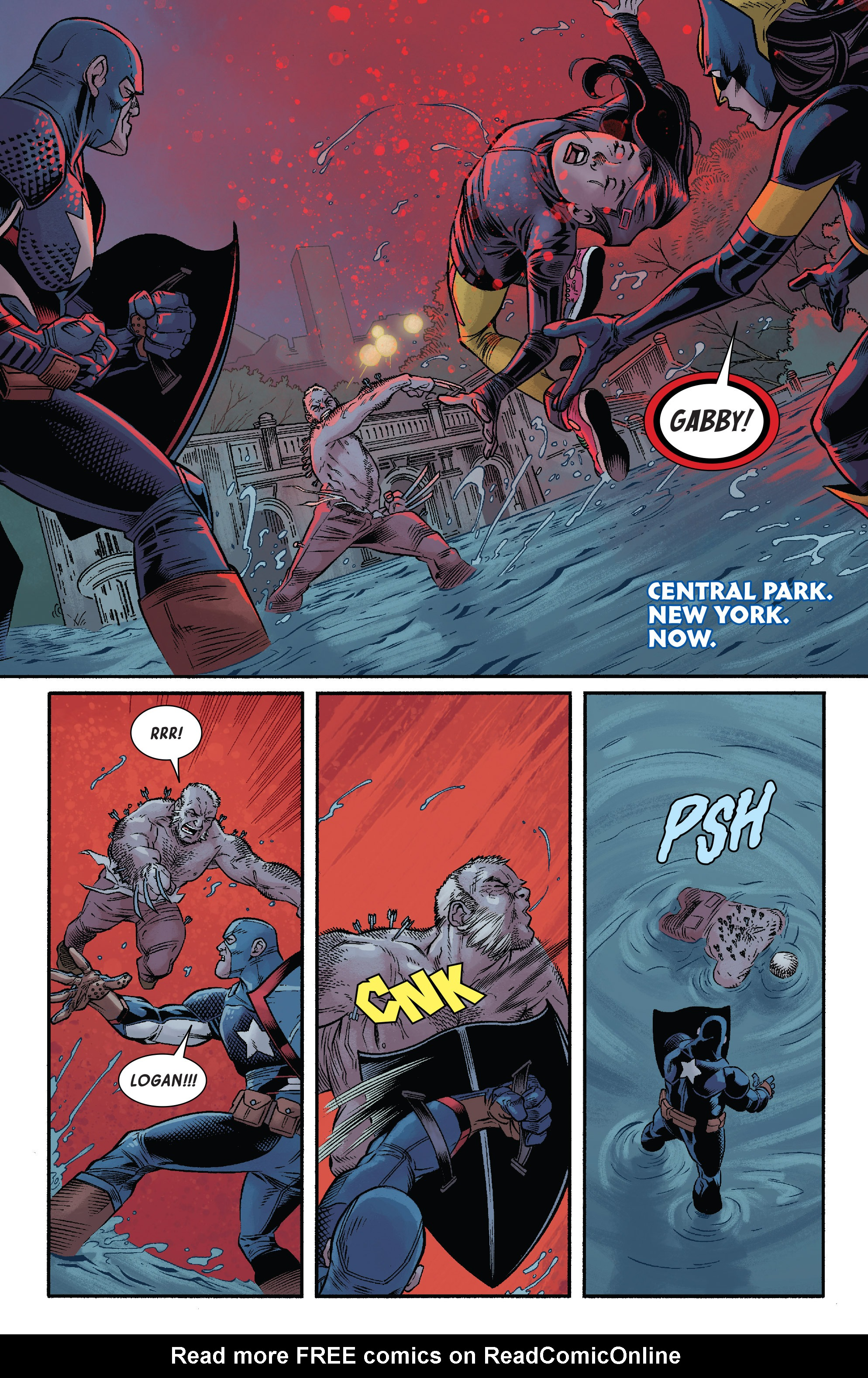Read online All-New Wolverine (2016) comic -  Issue #12 - 5