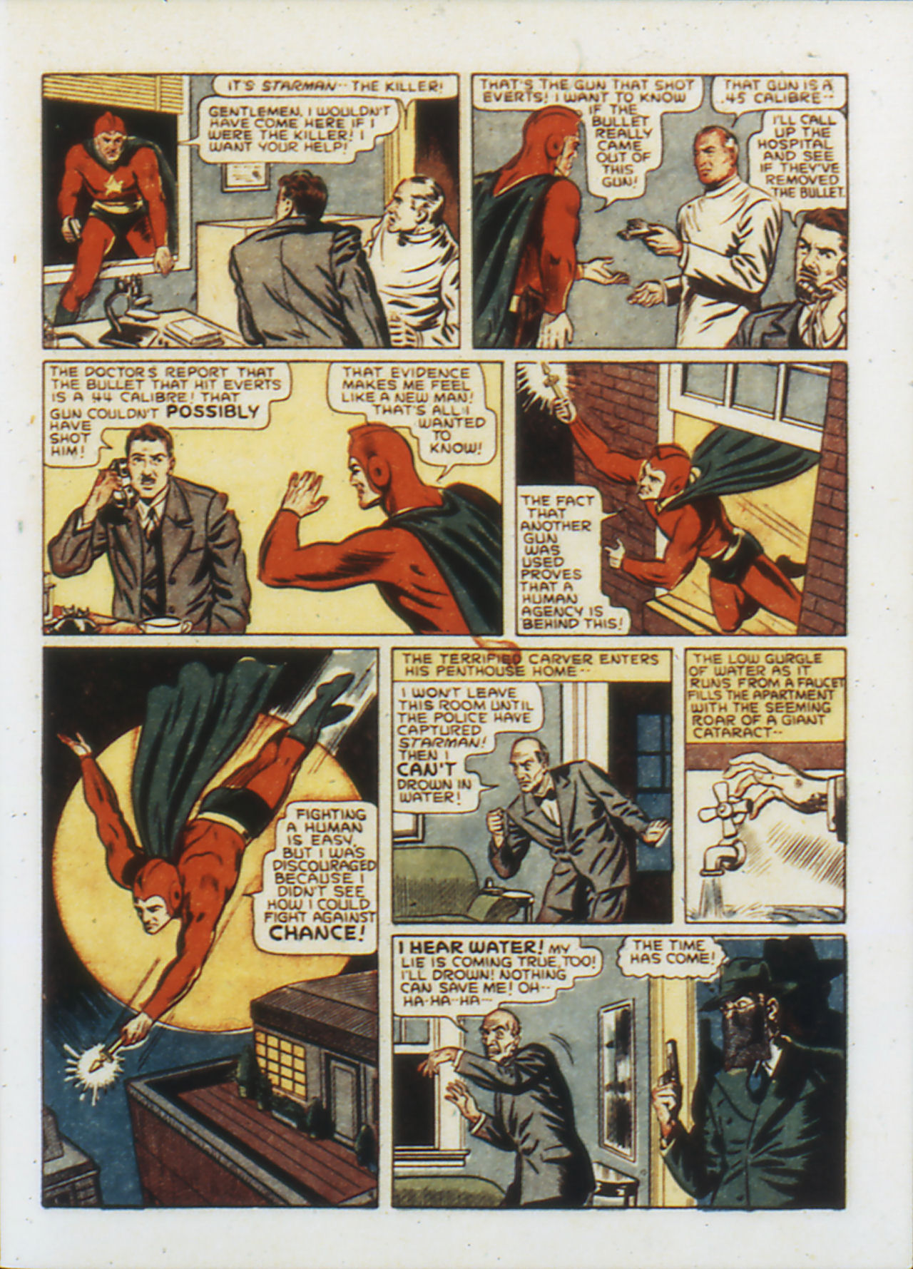 Read online Adventure Comics (1938) comic -  Issue #75 - 12