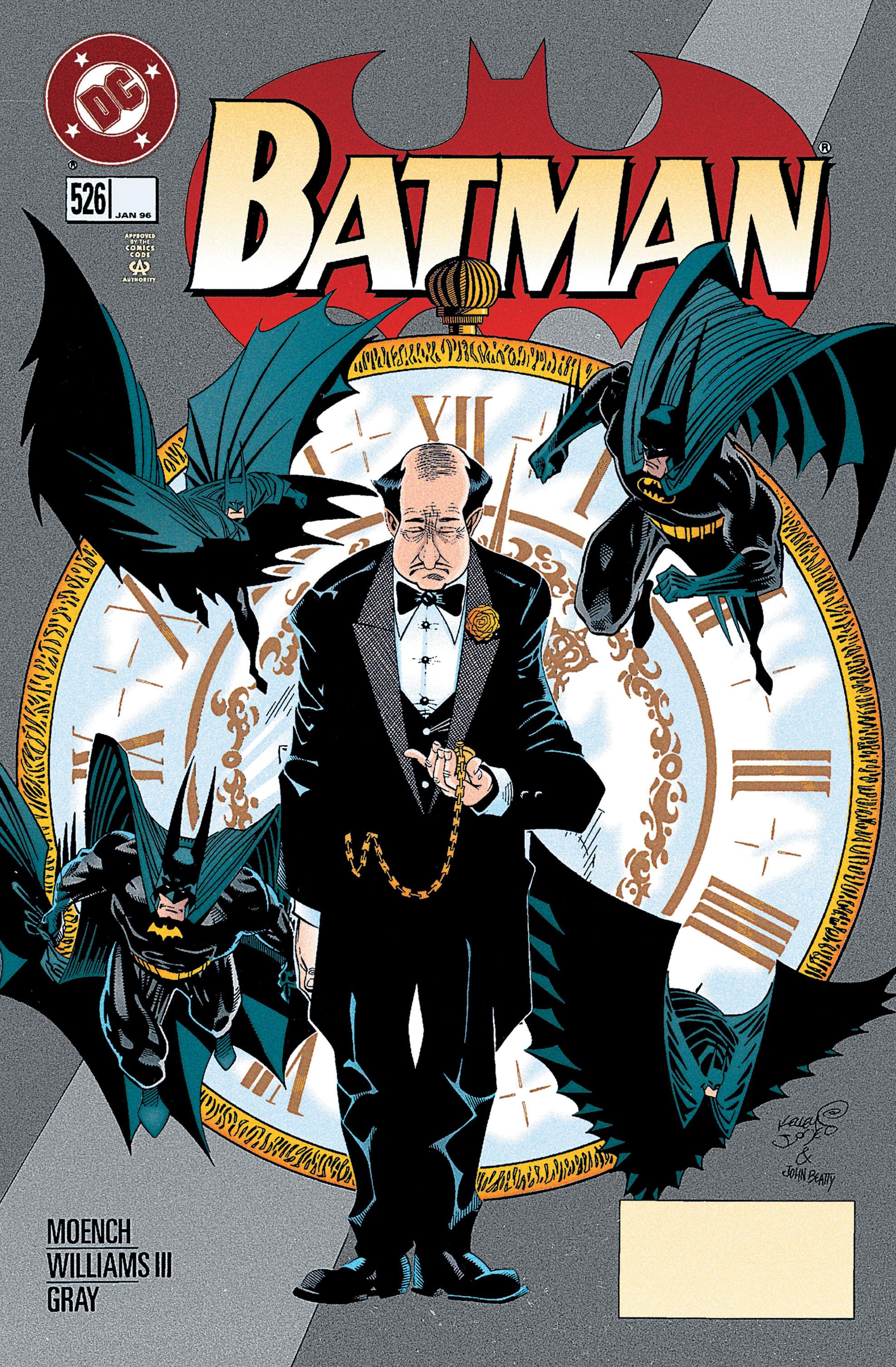 Batman (1940) 526 Page 1