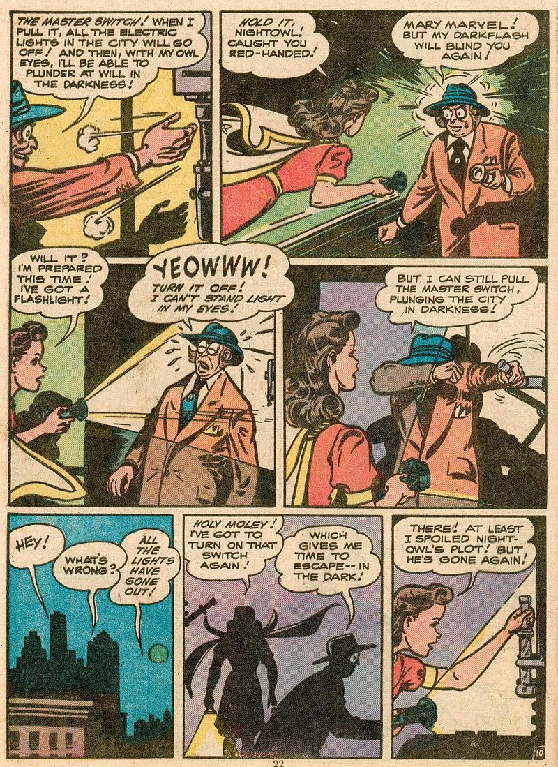 Read online Shazam! (1973) comic -  Issue #12 - 20