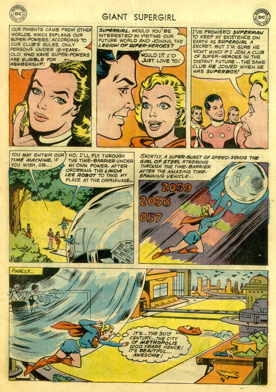 Action Comics (1938) 334 Page 56
