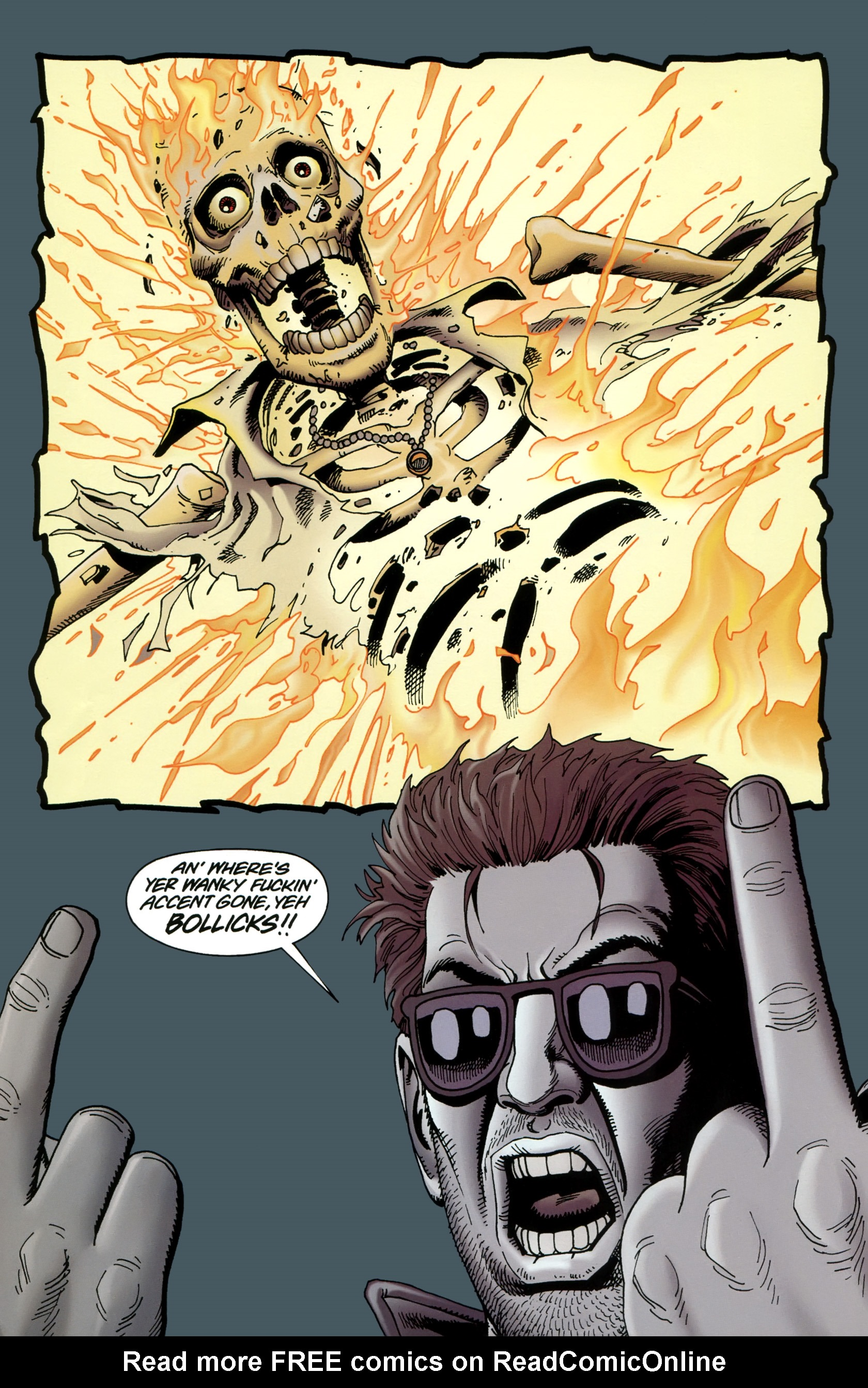 Read online Preacher Special: Cassidy : Blood and Whiskey comic -  Issue # Full - 48