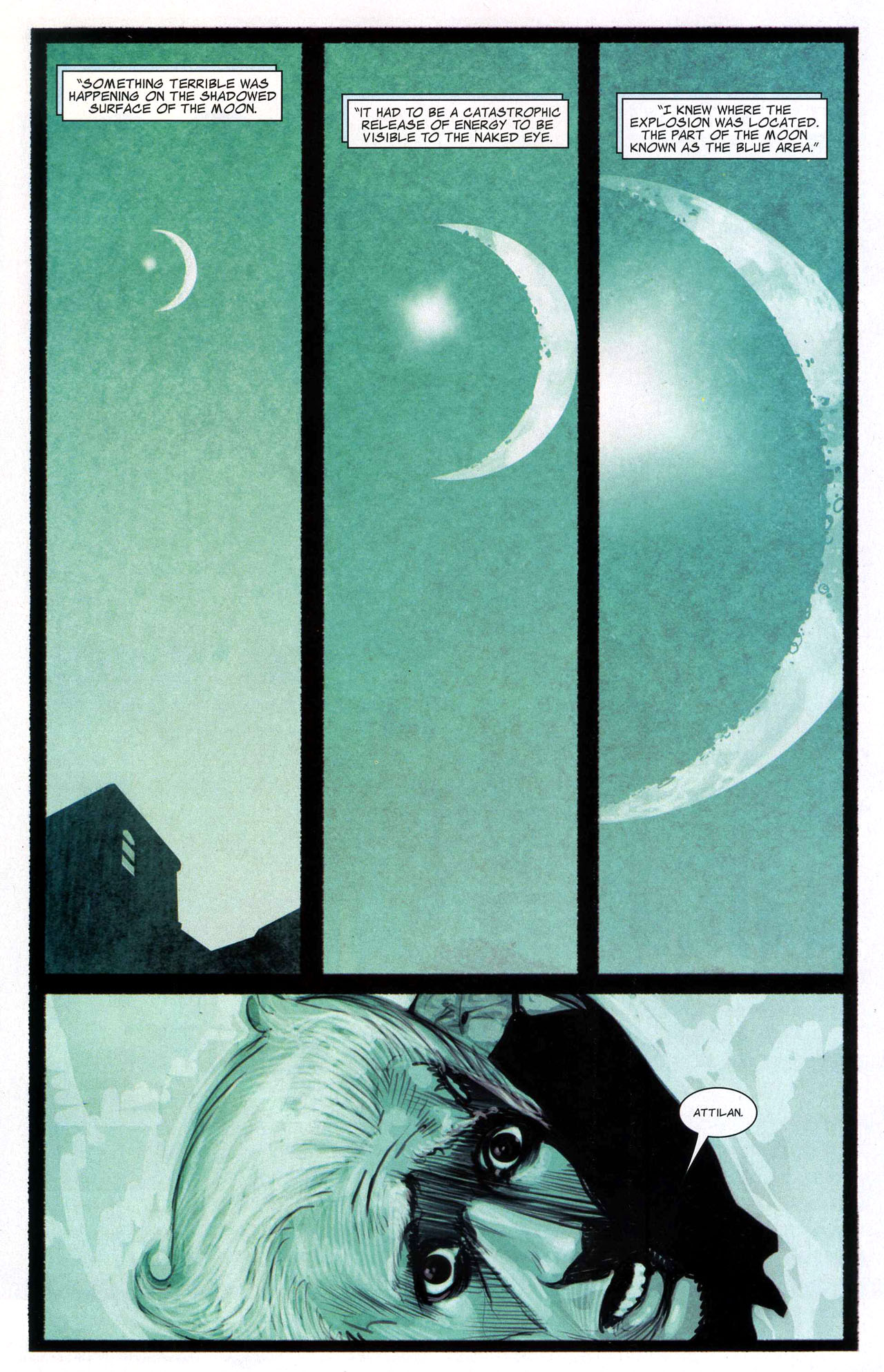 Read online Silent War comic -  Issue #3 - 15