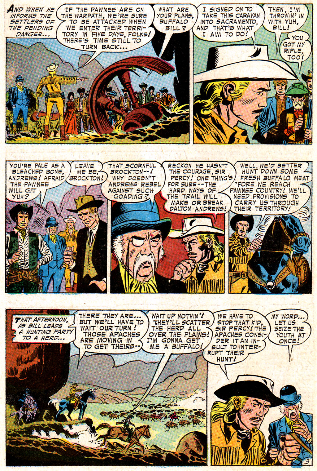 Read online All-Star Western (1970) comic -  Issue #7 - 30