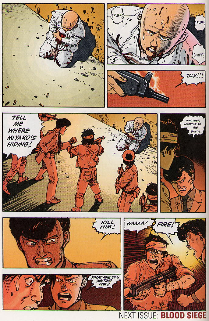 Read online Akira comic -  Issue #21 - 63