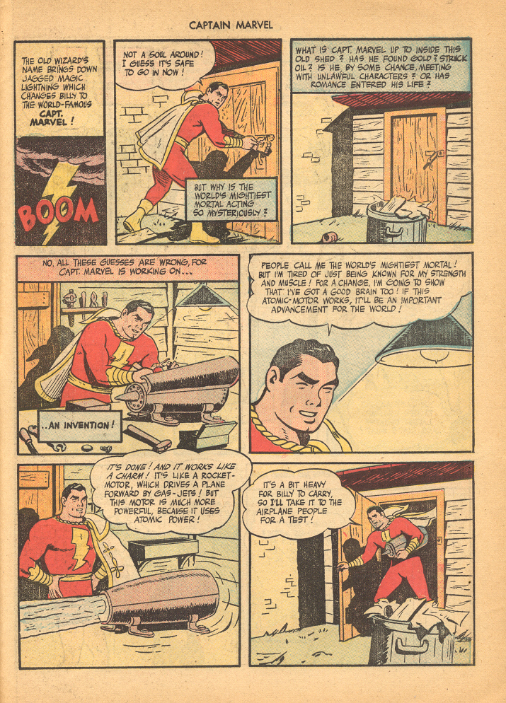 Captain Marvel Adventures issue 62 - Page 43