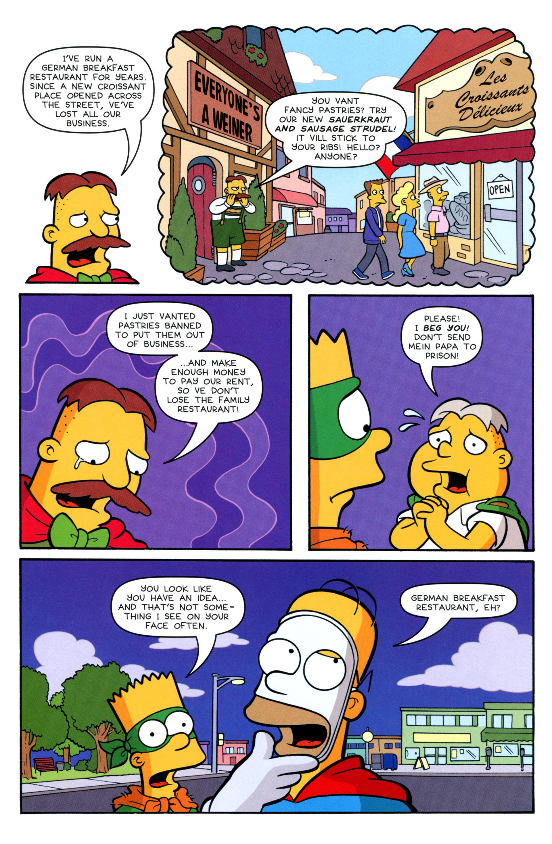 Read online Simpsons Comics Presents Bart Simpson comic -  Issue #88 - 26