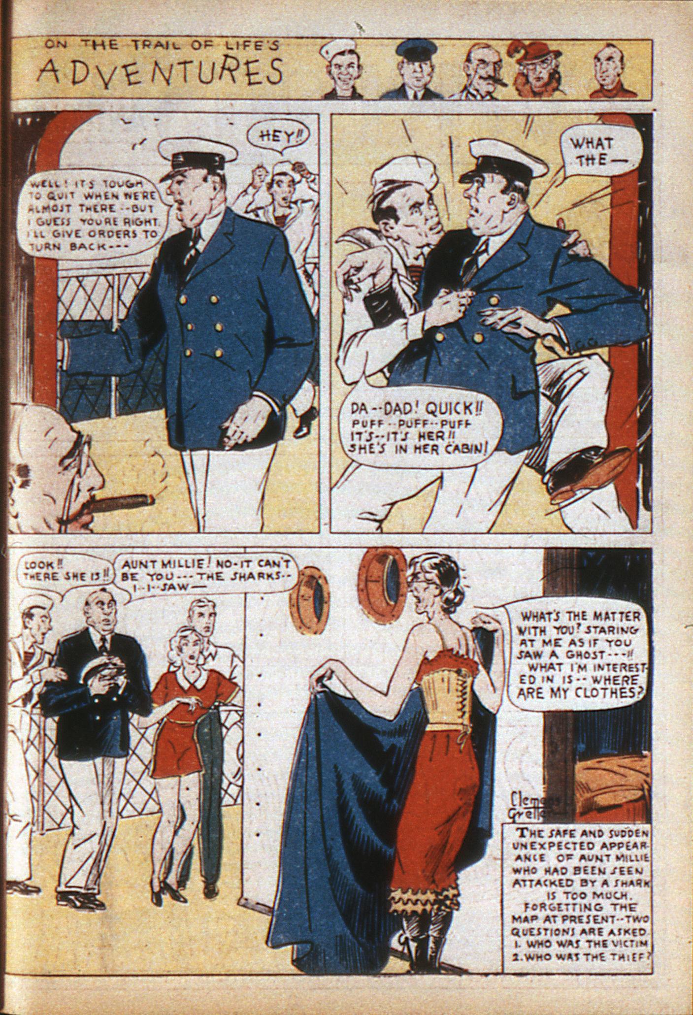 Read online Adventure Comics (1938) comic -  Issue #6 - 51